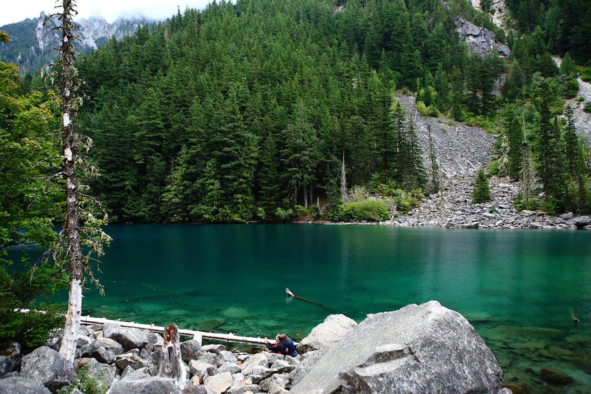 Chilliwack Lake Provincial Park in British Columbia - Best Season 2020