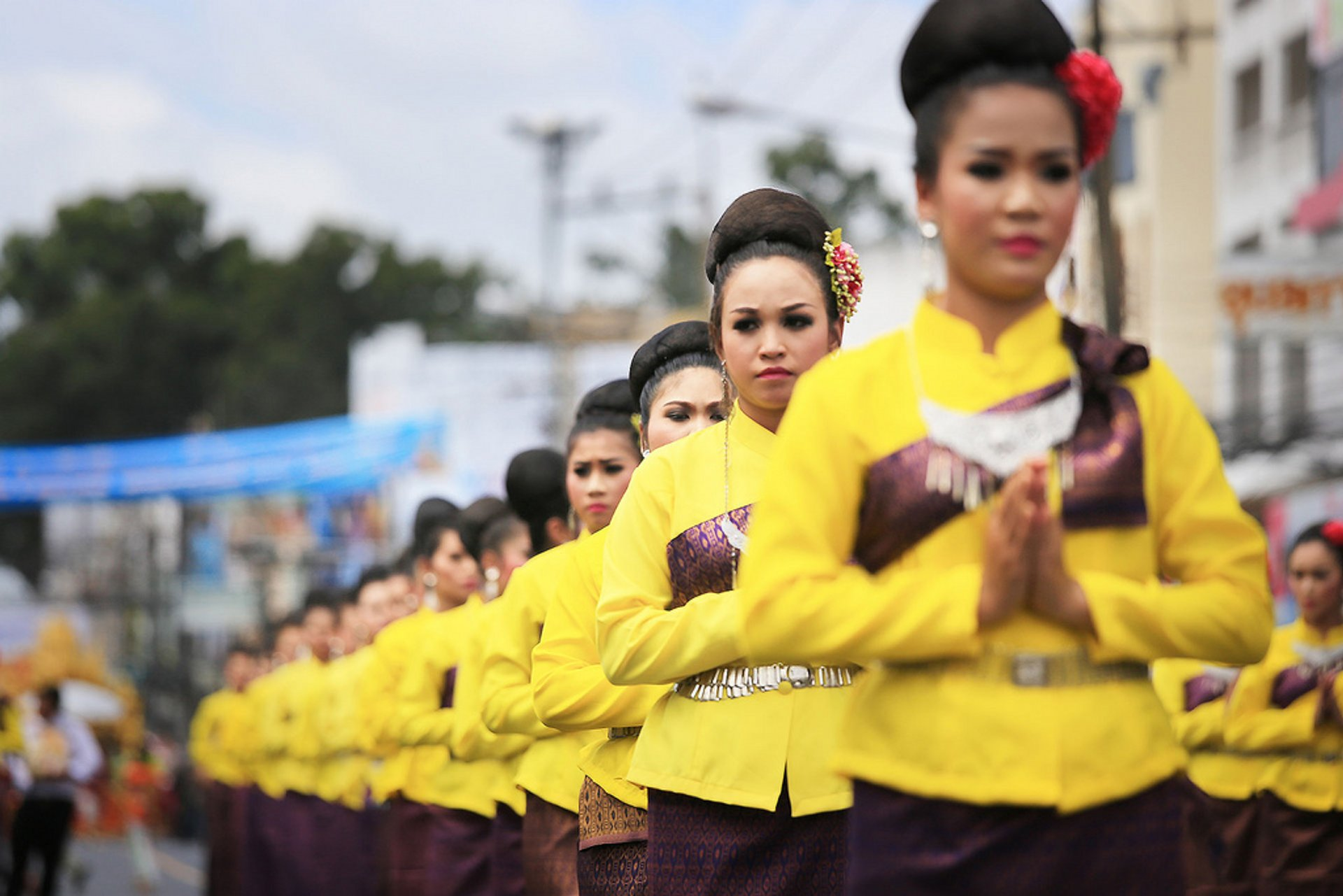 Best time for Candle Festival in Ubon Ratchathani in Thailand 2020