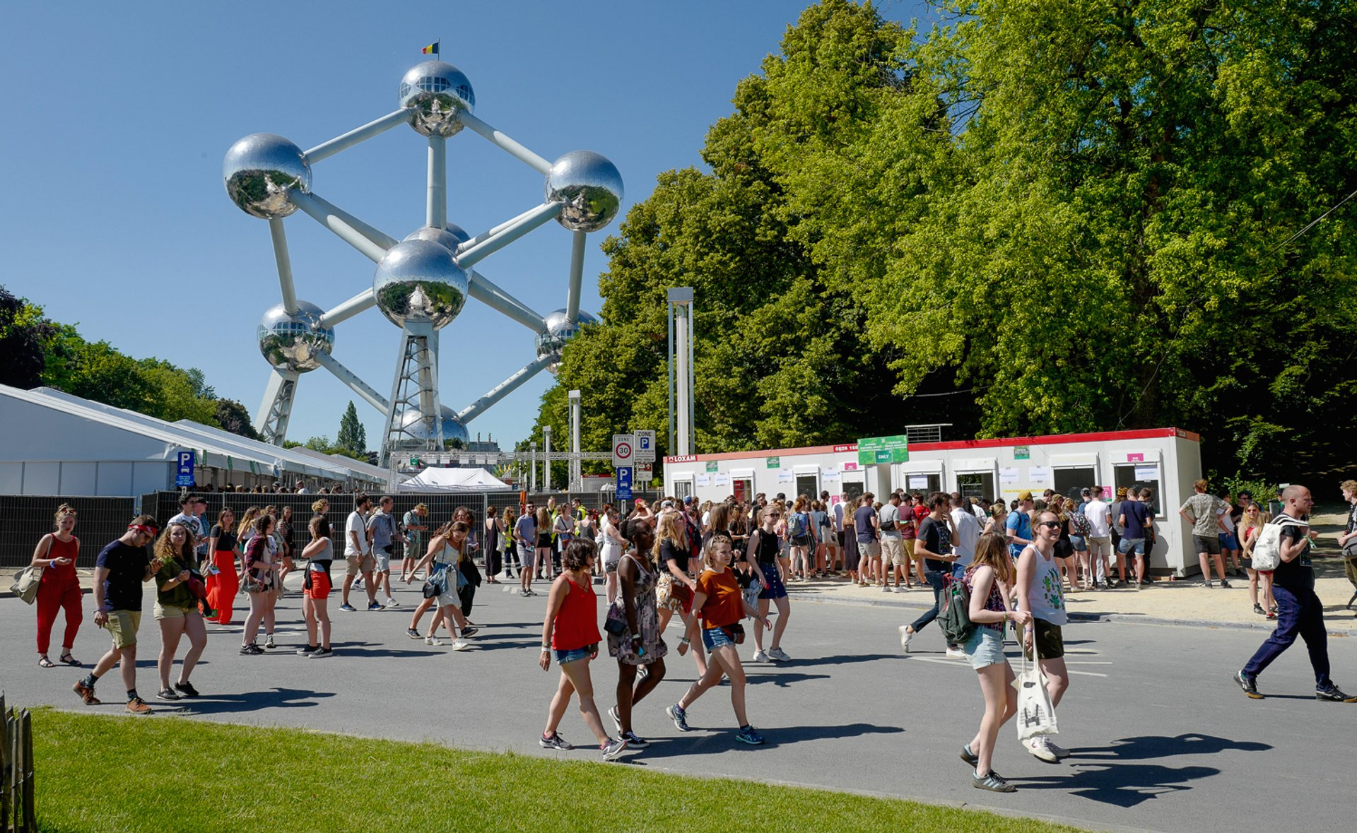 Best time for Couleur Café Festival in Brussels 2020