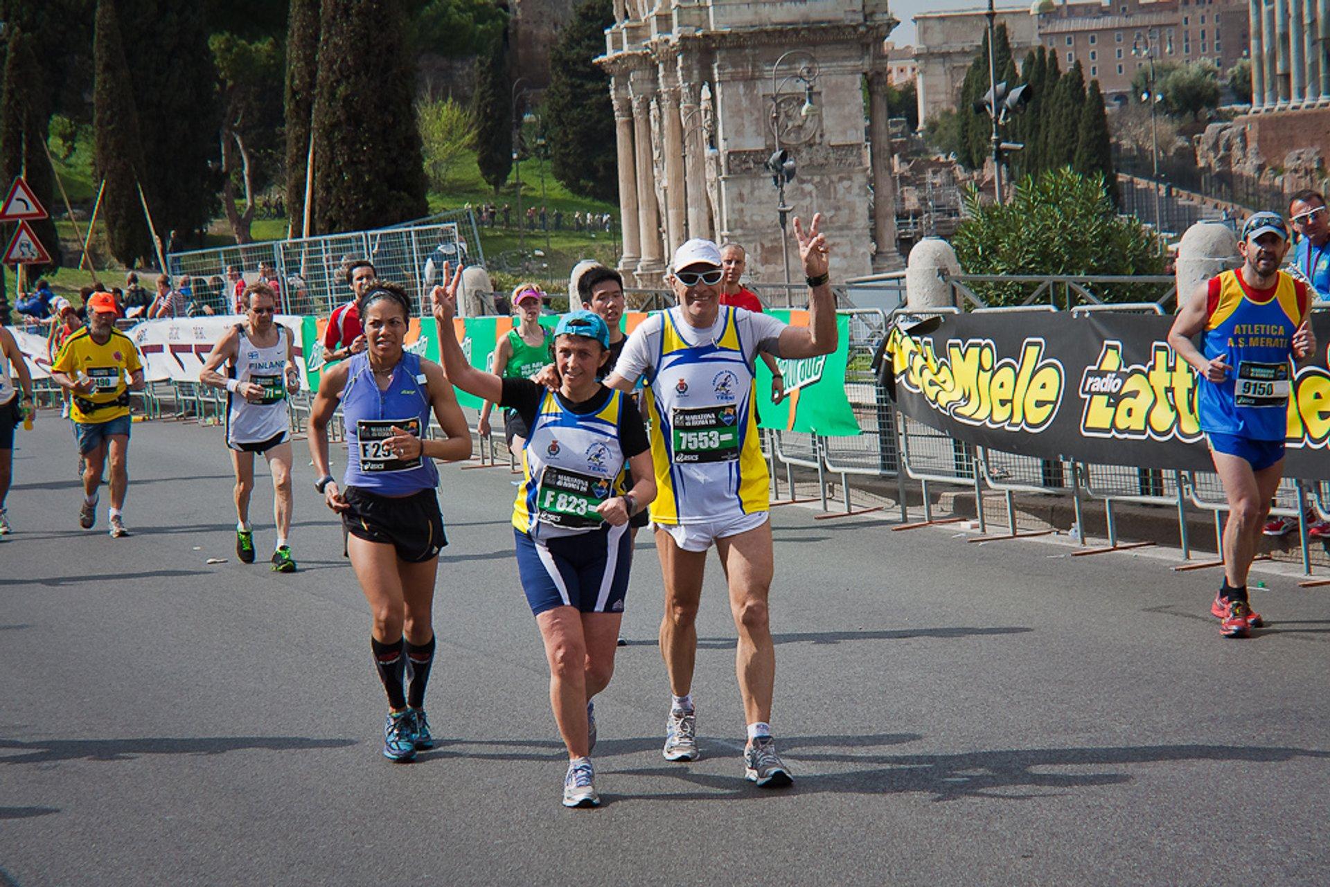 Maratona di Roma (Rome Marathon) in Rome - Best Season 2019