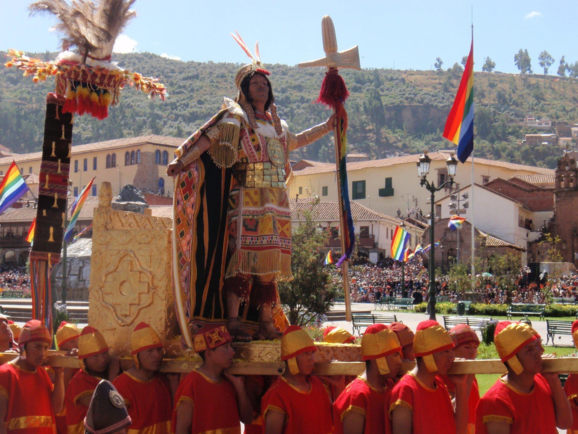 Inti Raymi in Machu Picchu and Cusco - Best Season 2020