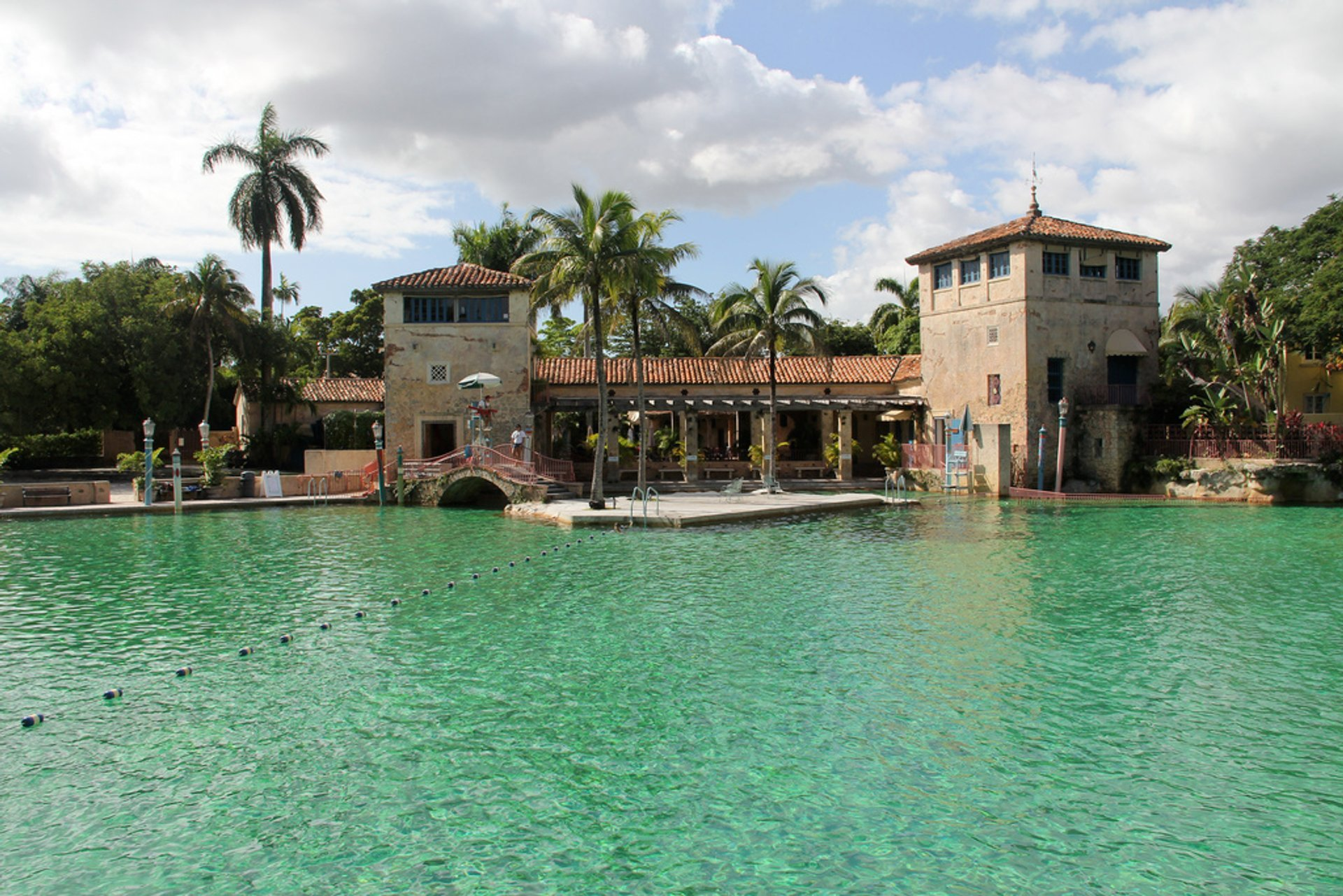 Venetian Pool, Coral Gables in Florida - Best Season 2019