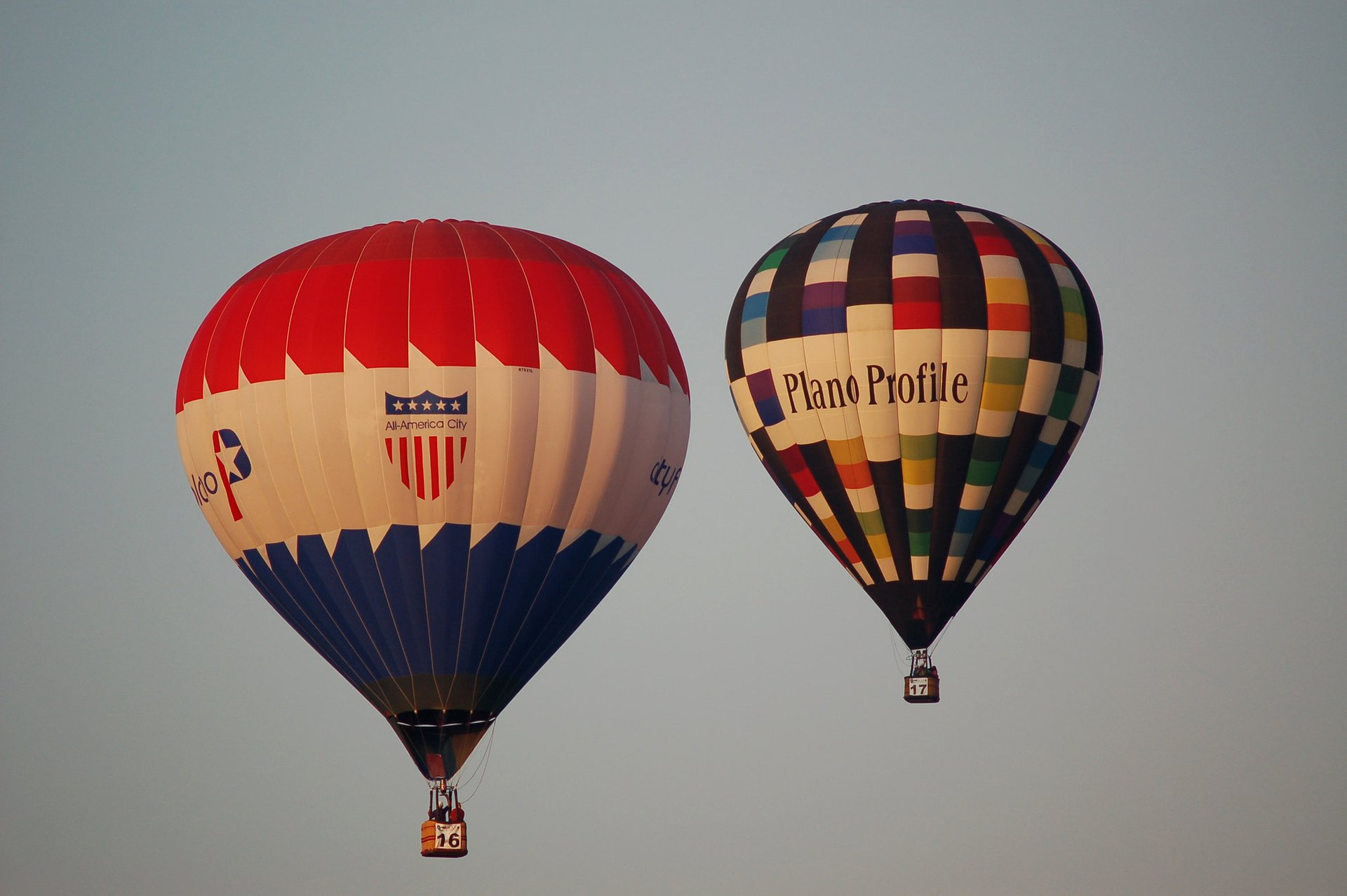 Plano Balloon Festival in Texas - Best Season 2020