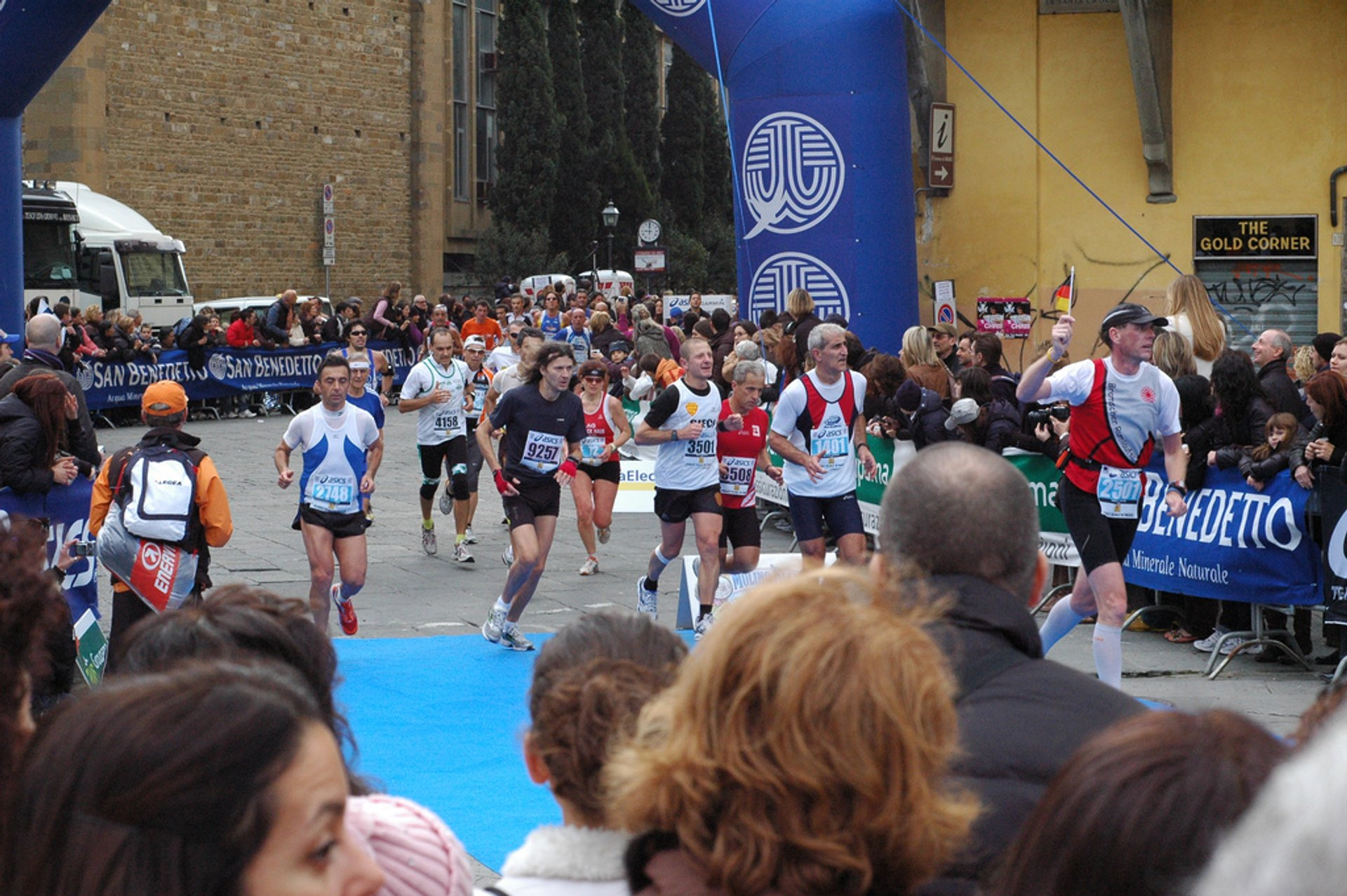 Florence Marathon (Maratona di Firenze) in Florence - Best Time
