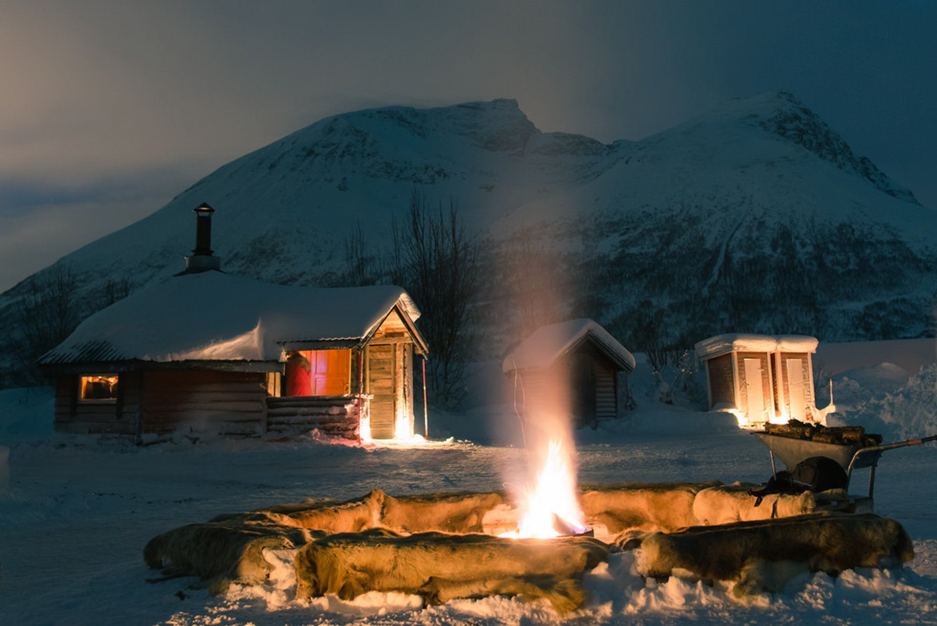 Best time to see Polar Nights in Norway 2020