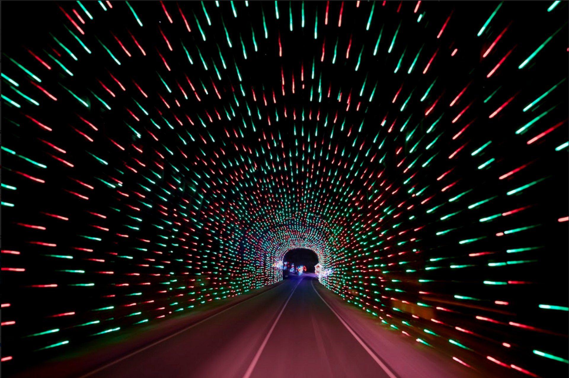 Tanglewood Park Festival of Lights in North Carolina 2020 - Best Time