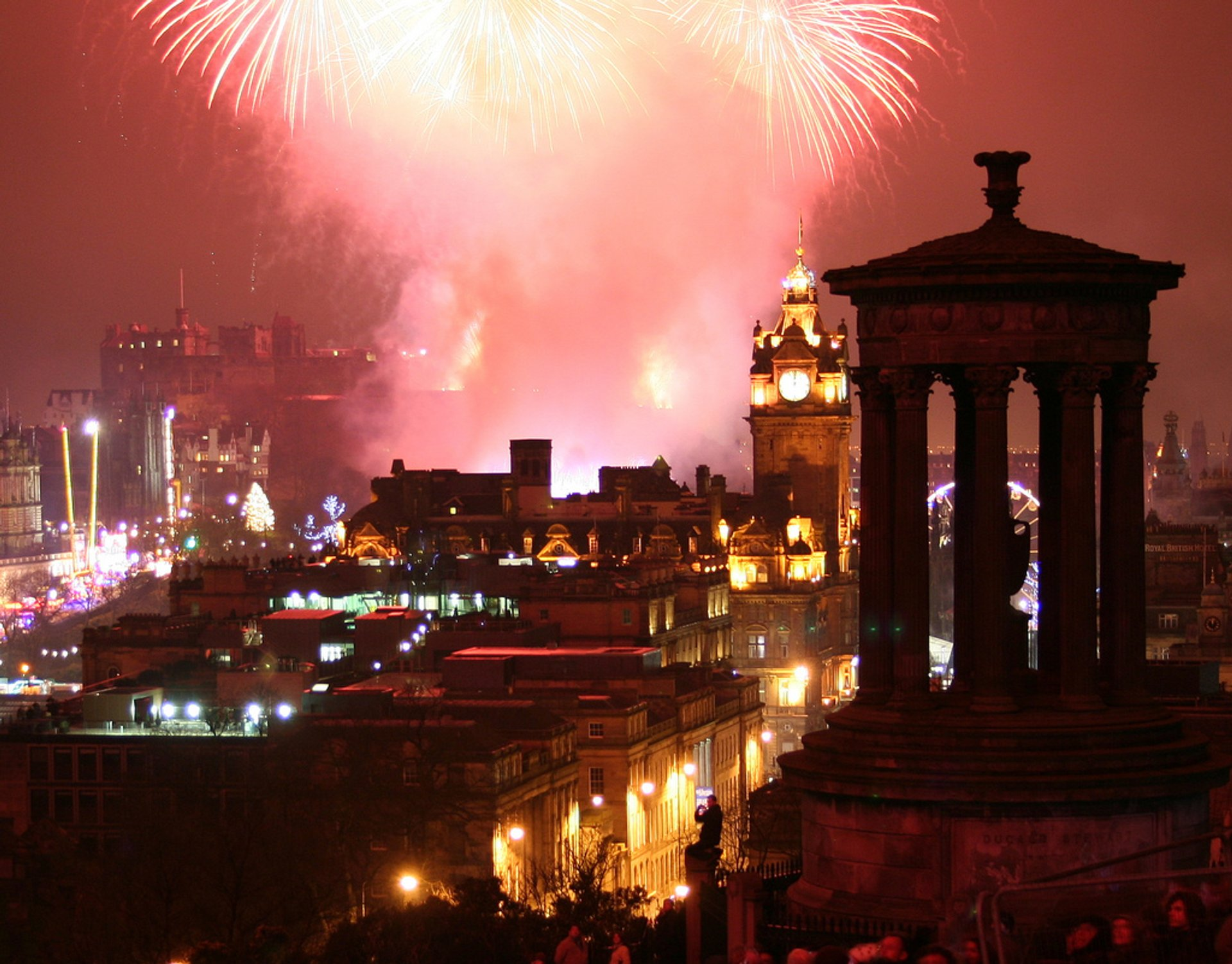 Hogmanay in Edinburgh 2019 - Best Time