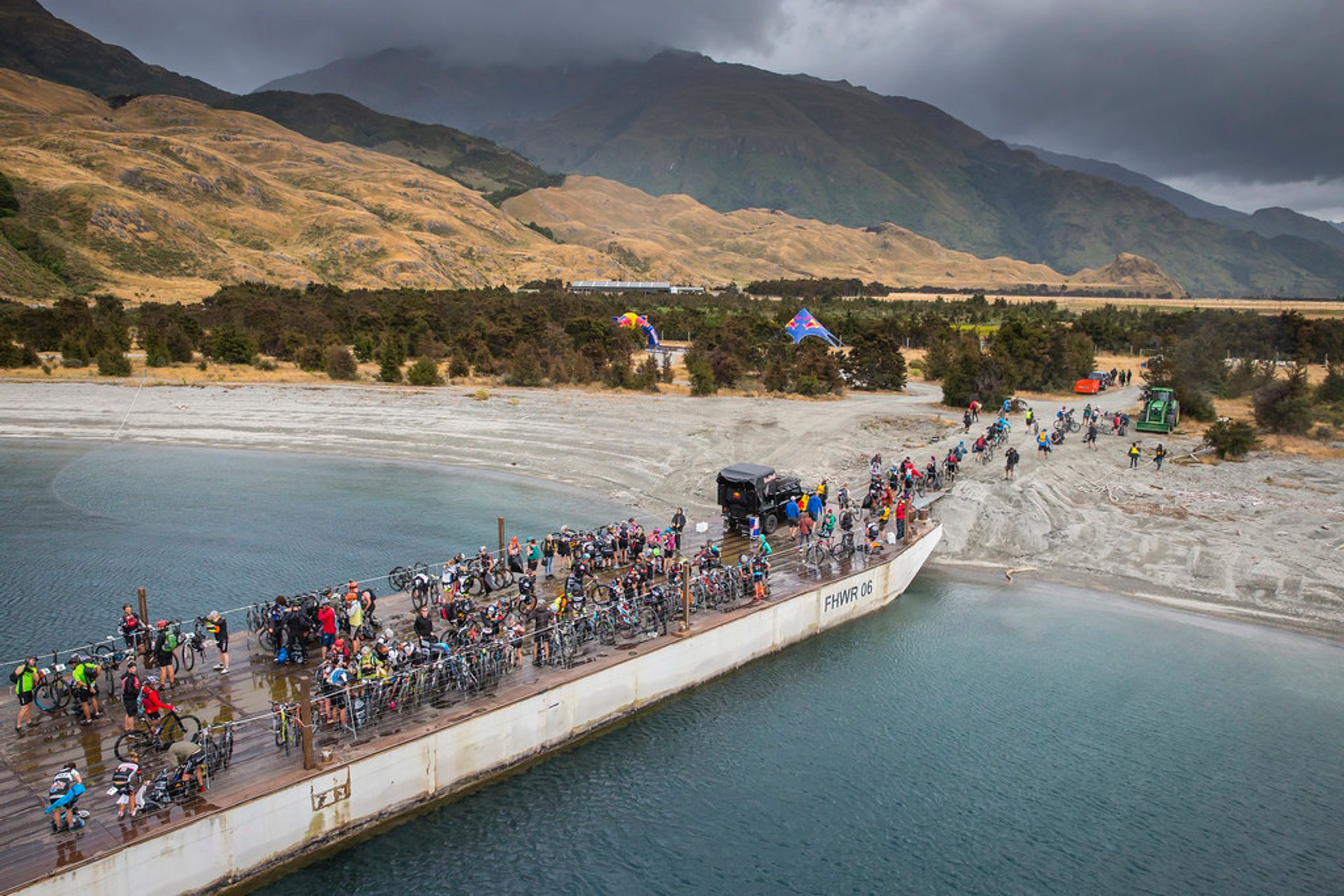 Best time to see Red Bull Defiance in New Zealand 2020