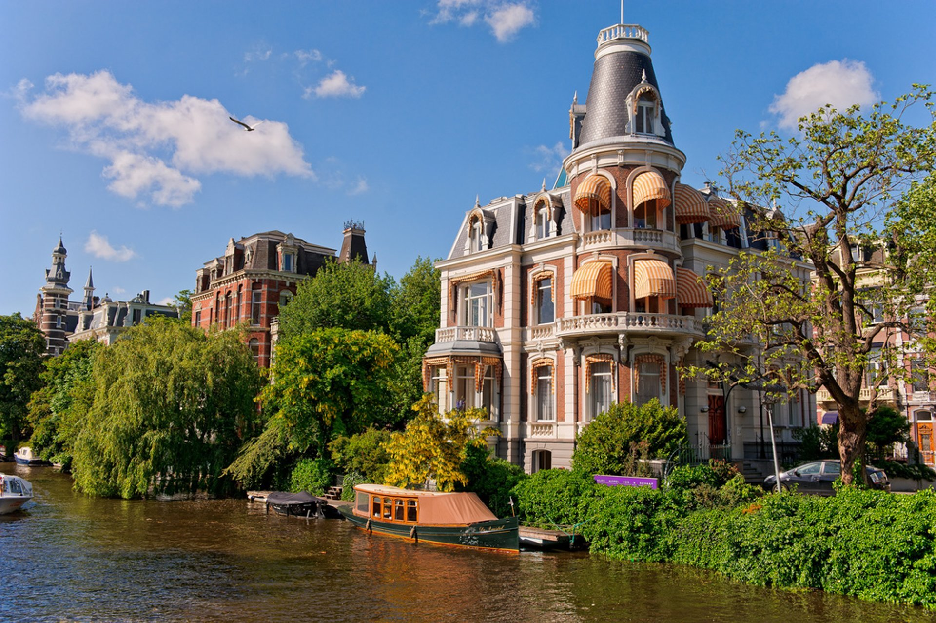 Open Garden Days of Amsterdam in The Netherlands 2020 - Best Time