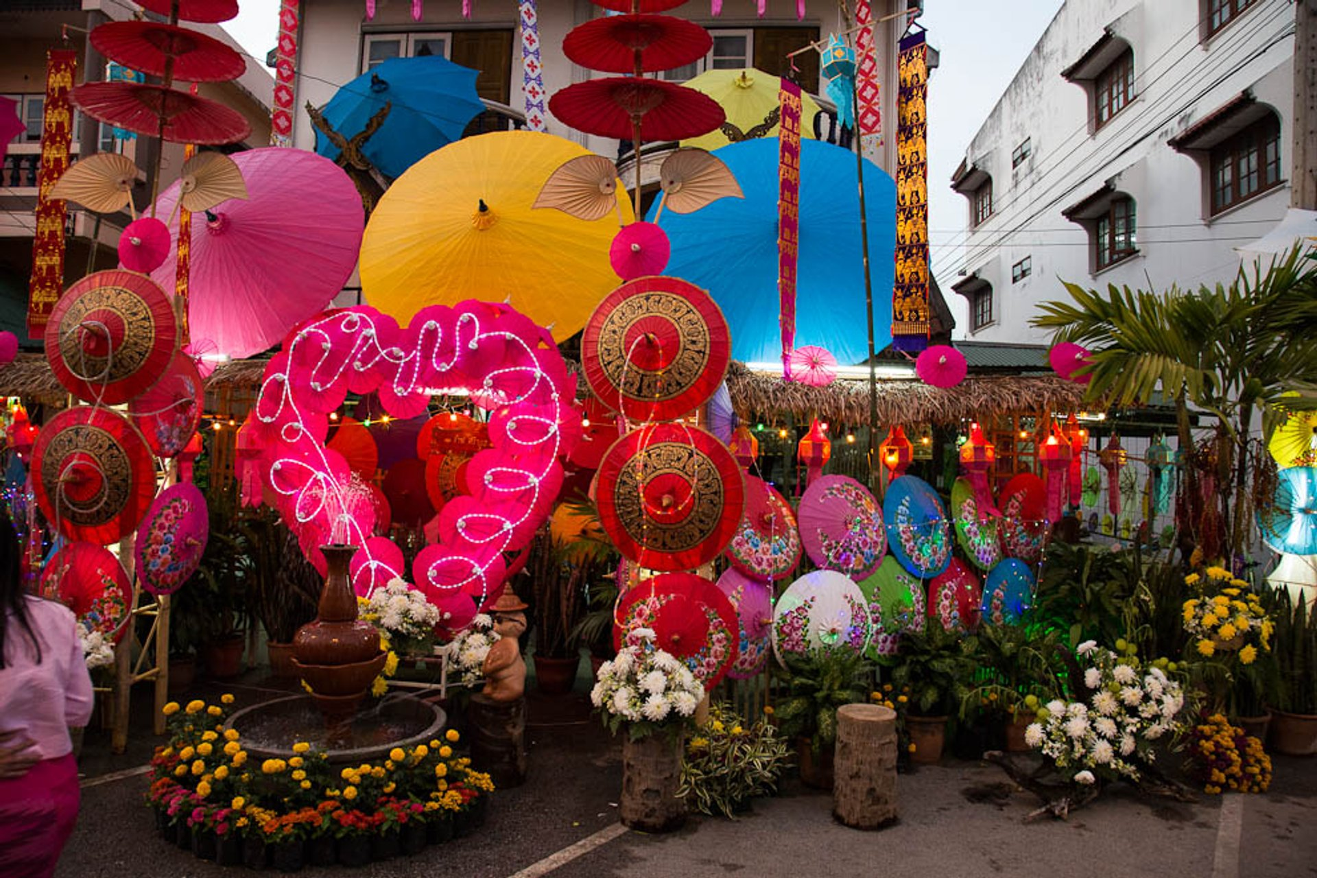 Bo Sang Umbrella Festival in Thailand - Best Season 2020