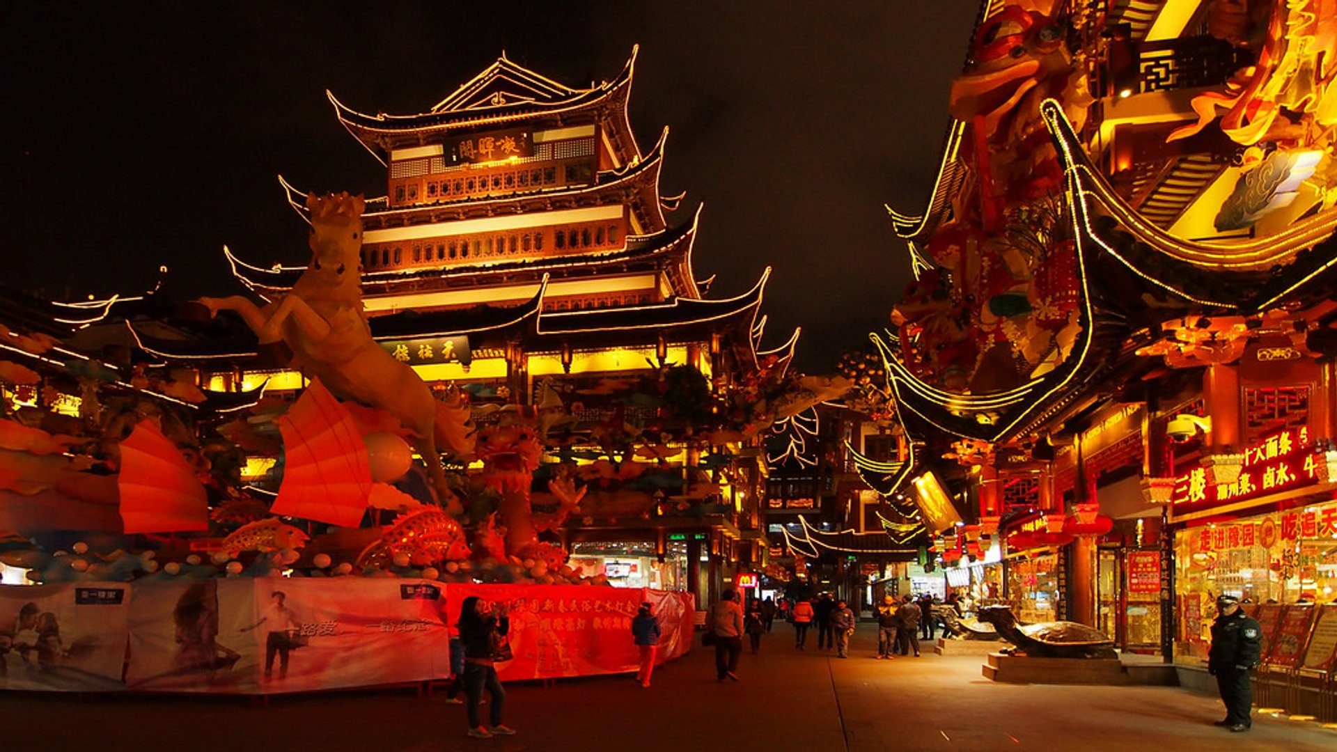 Spring Festival or Chinese New Year in Shanghai 2020 - Best Time