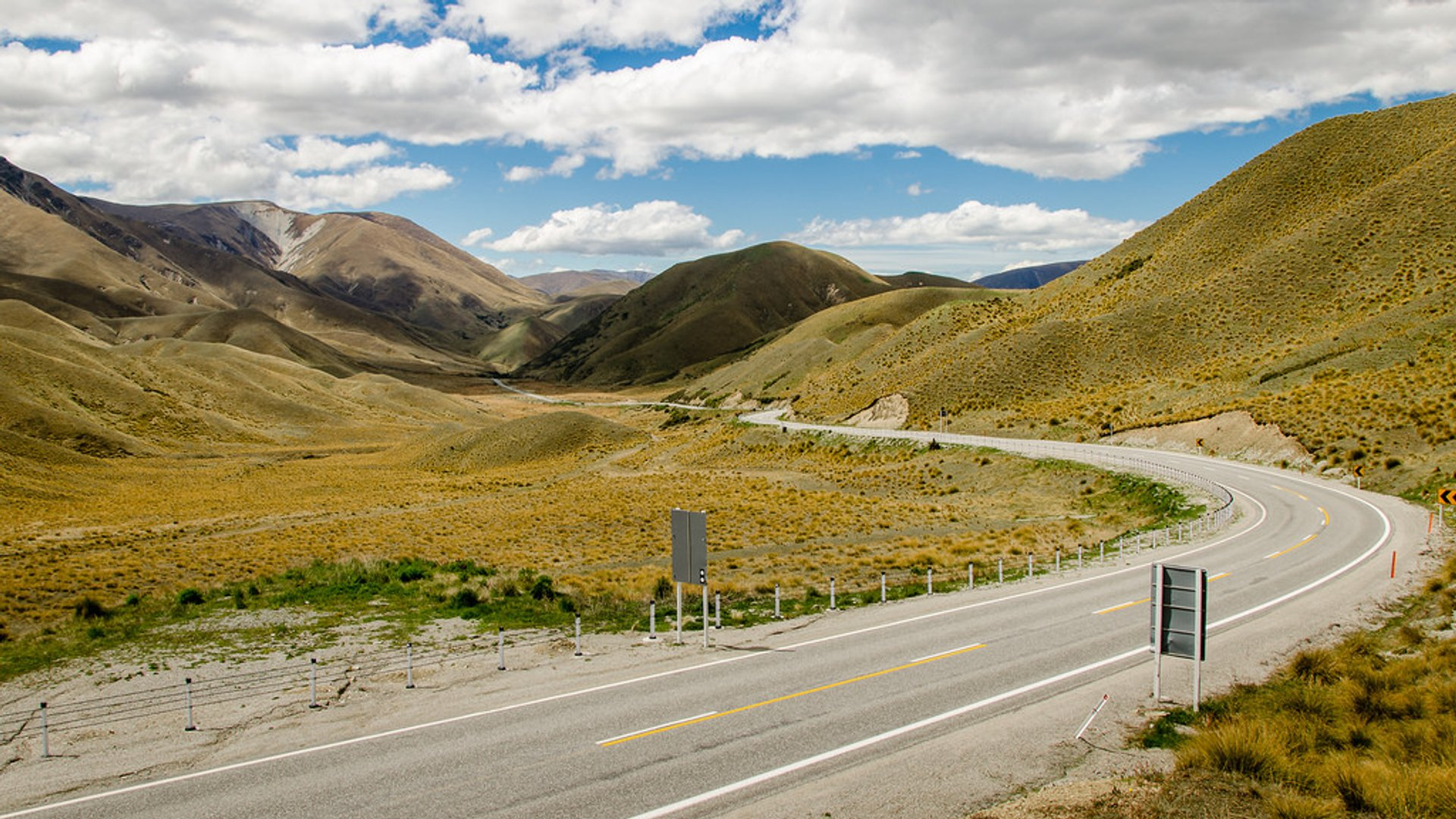 Lindis Pass in New Zealand 2020 - Best Time