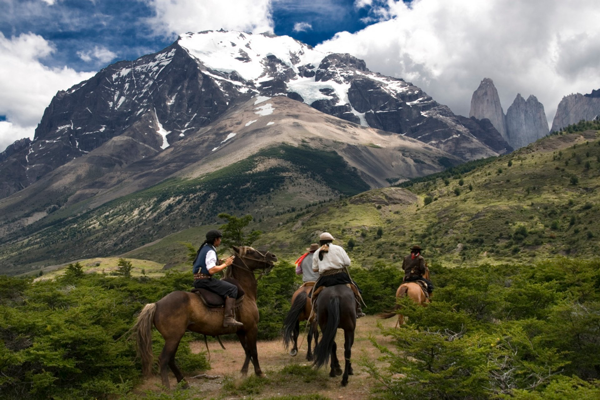 Horseback Riding in the Andes in Chile 2019 - Best Time