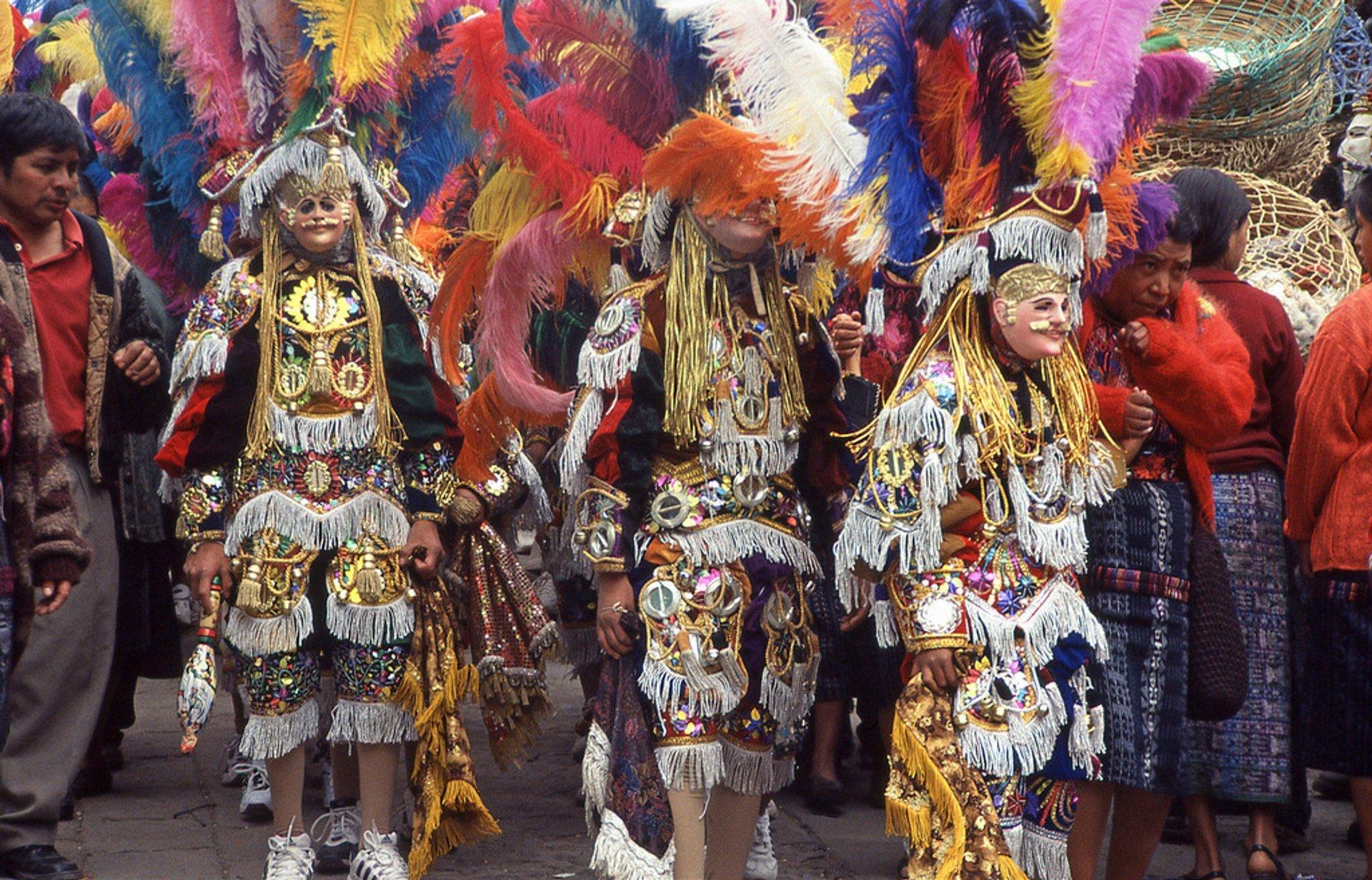 Fiesta de Santo Tomás in Guatemala - Best Time