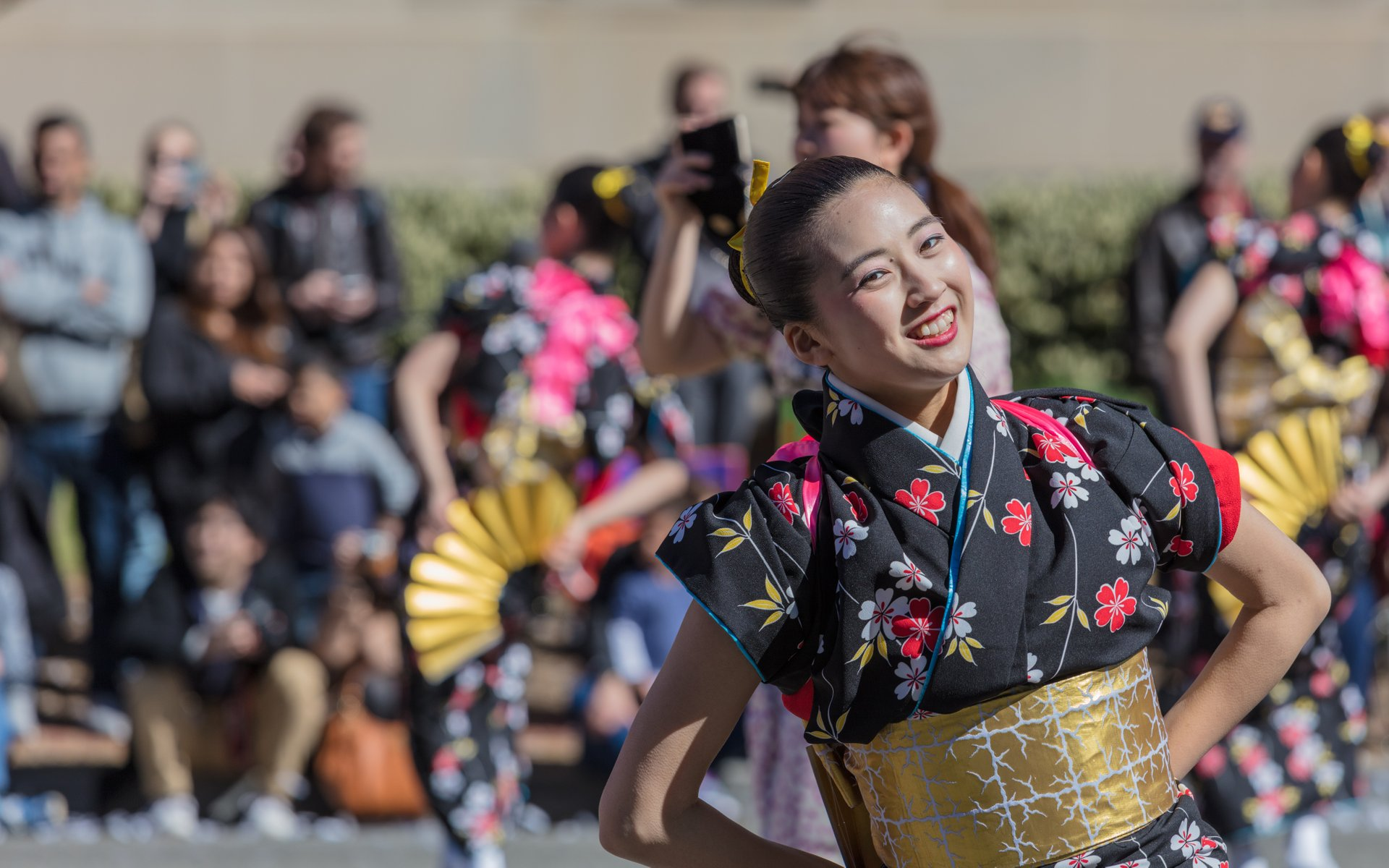 National Cherry Blossom Festival Parade 2020