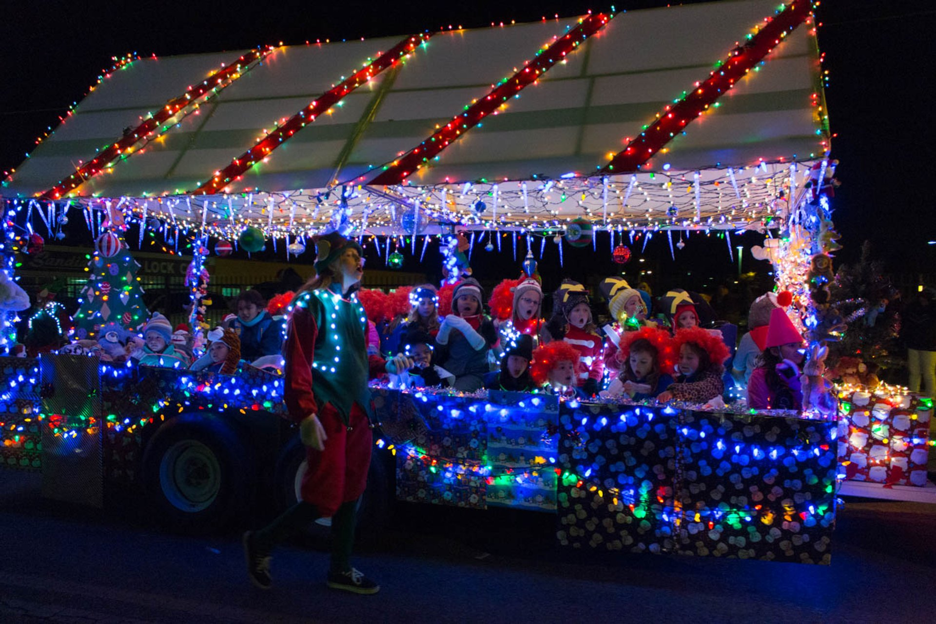 Best time for Twinkle Light Parade in Albuquerque in New Mexico 2020