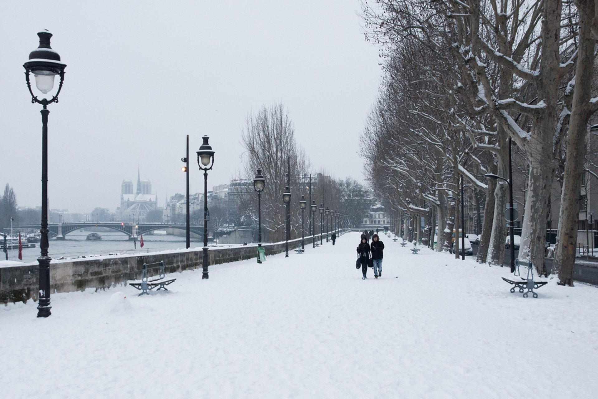 Winter in Paris 2019 - Best Time