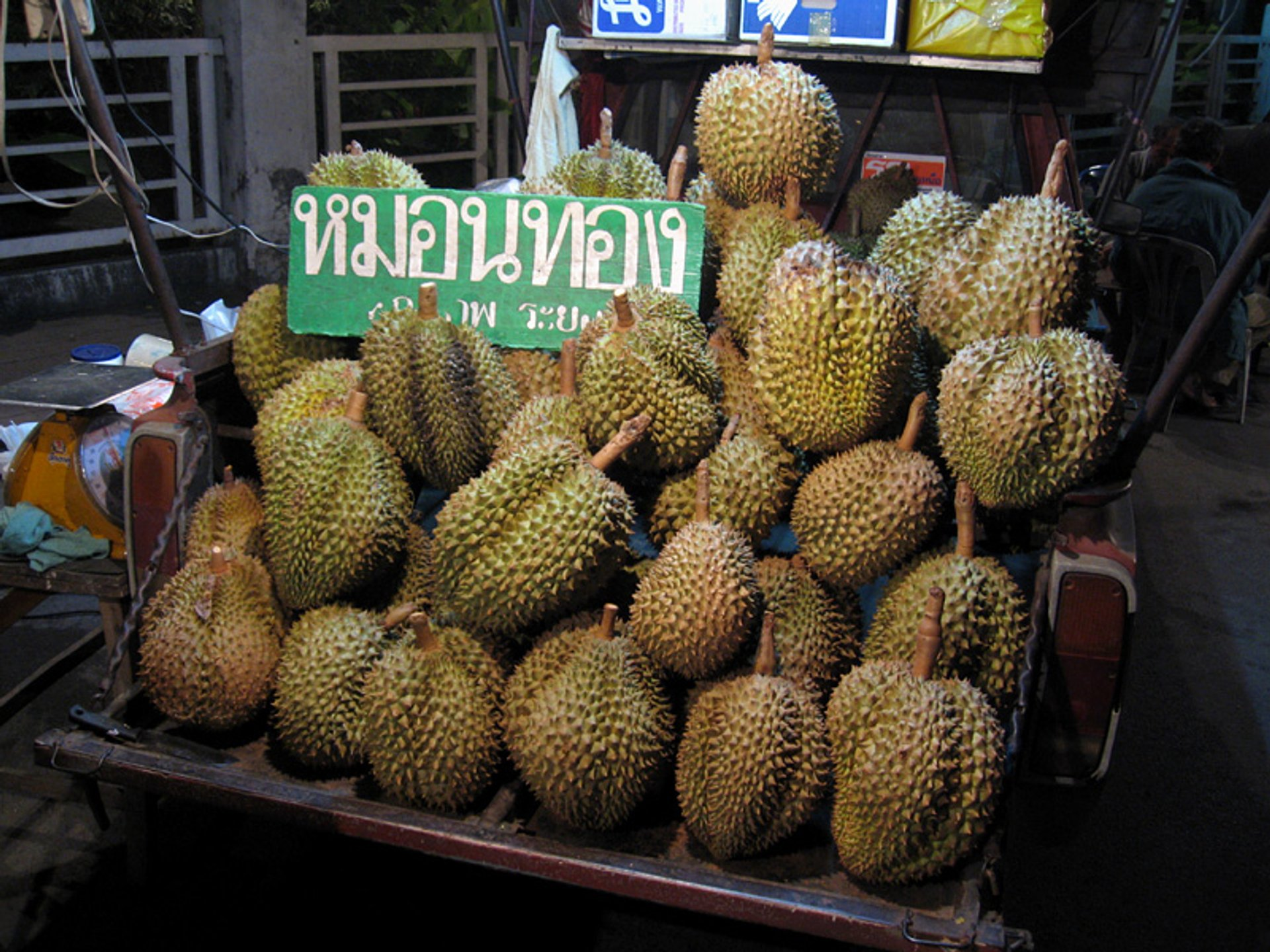 Durian Season in Thailand 2020 - Best Time