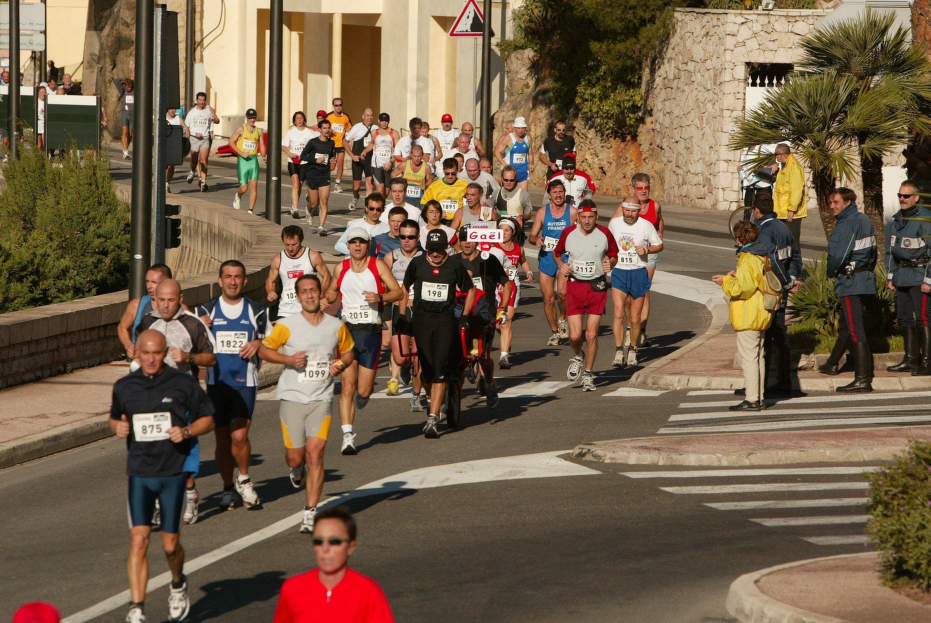 Monaco Run in Monaco 2020 - Best Time