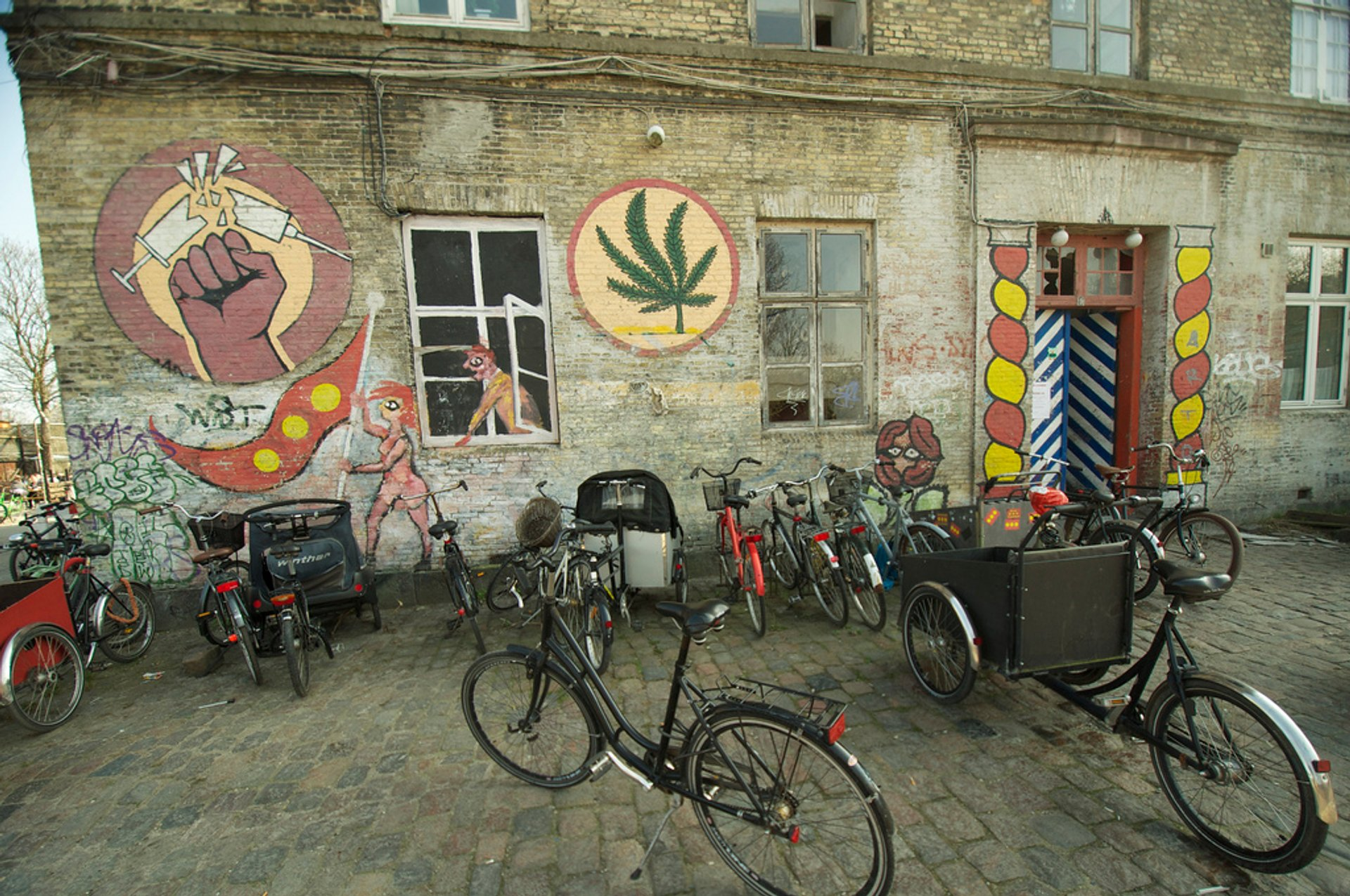 Freetown Christiania in Copenhagen 2020 - Best Time