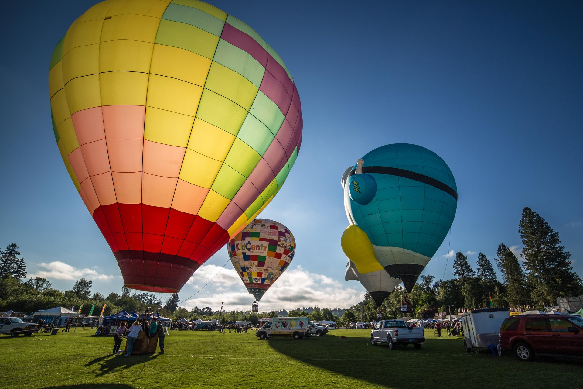 Tigard Festival of Balloons in Oregon 2020 - Best Time