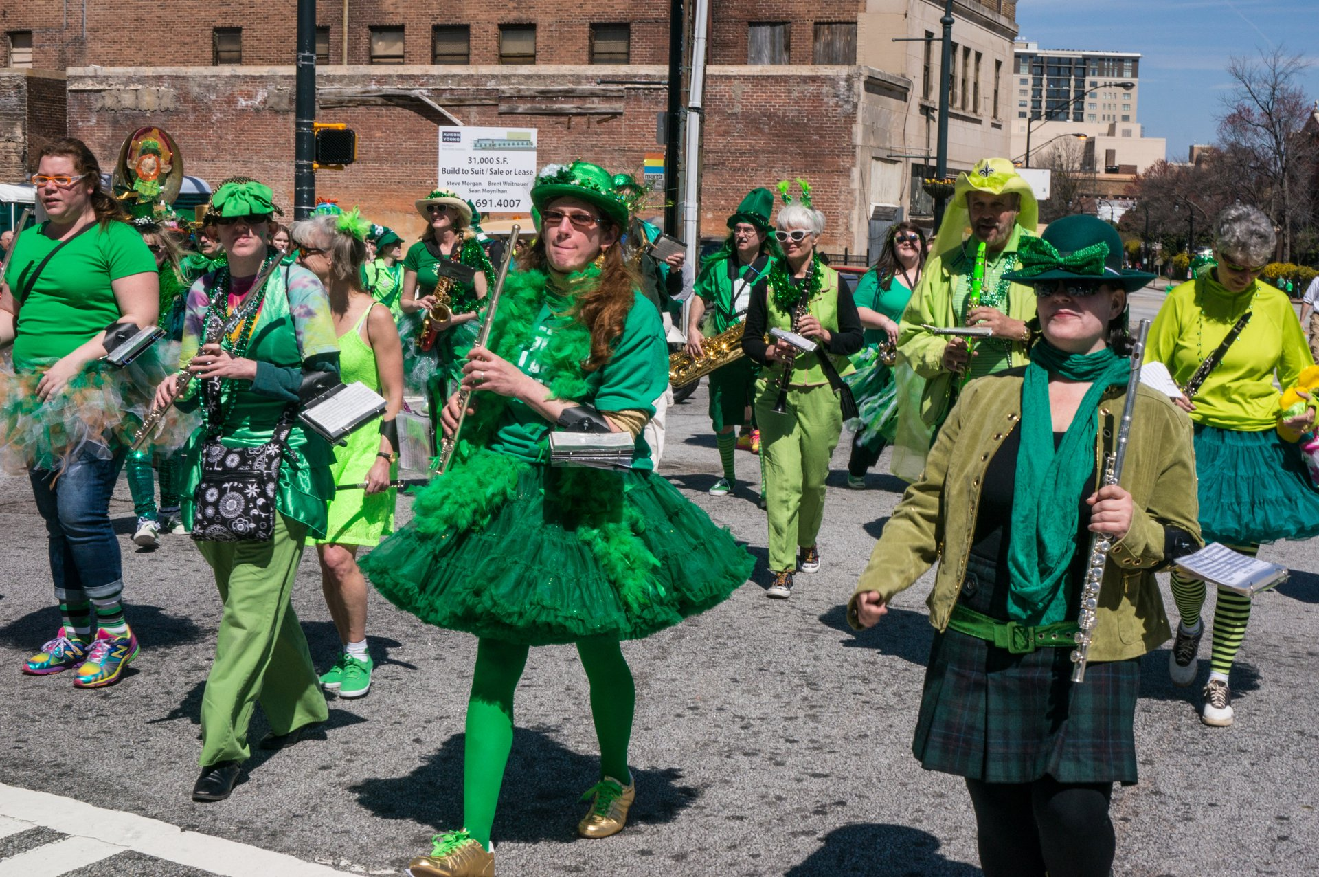 Best time for Atlanta St. Patrick's Parade in Atlanta 2020
