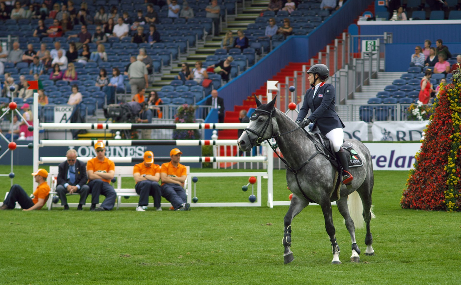Dublin Horse Show in Dublin 2019 - Best Time
