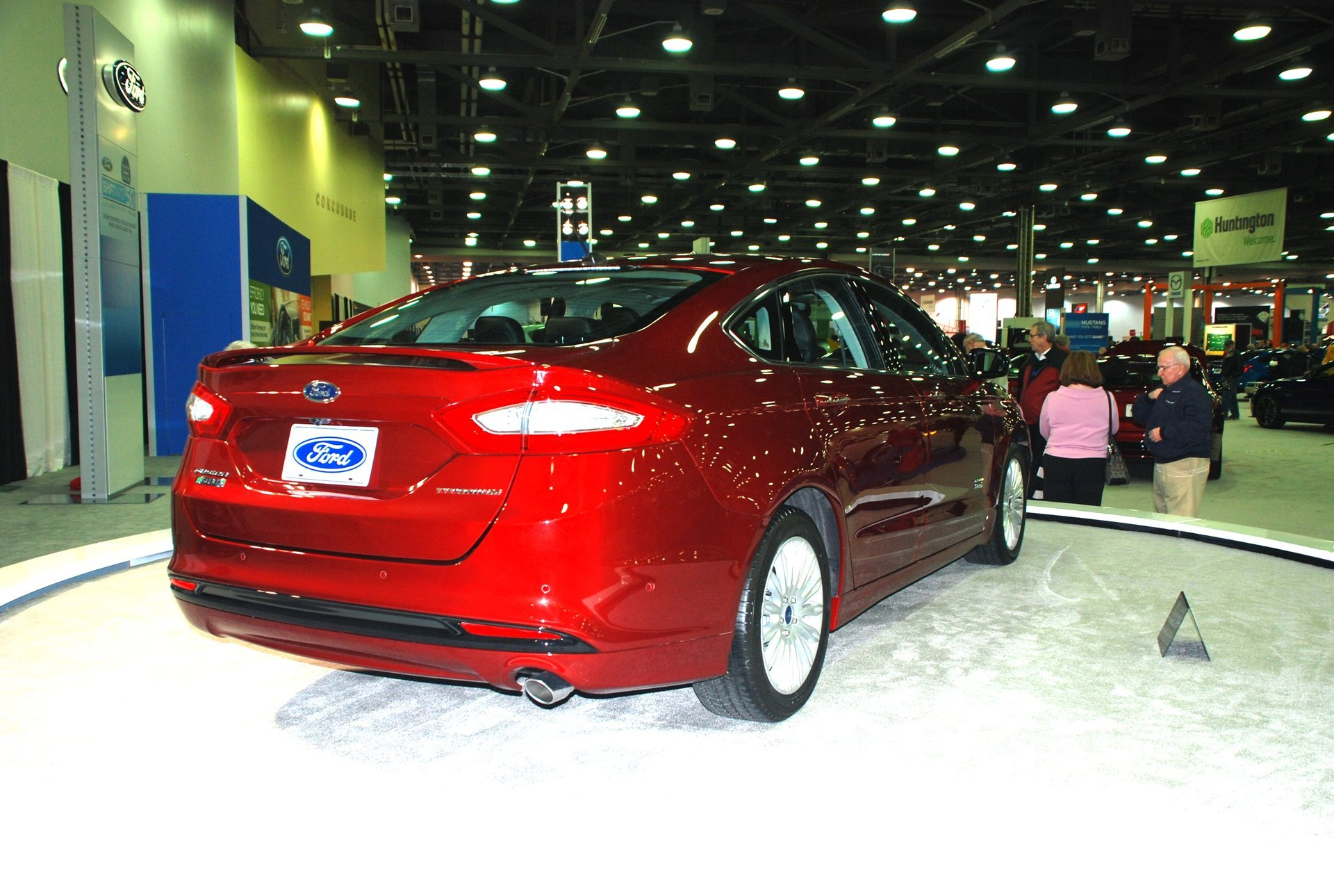Columbus International Auto Show in Ohio - Best Season 2020