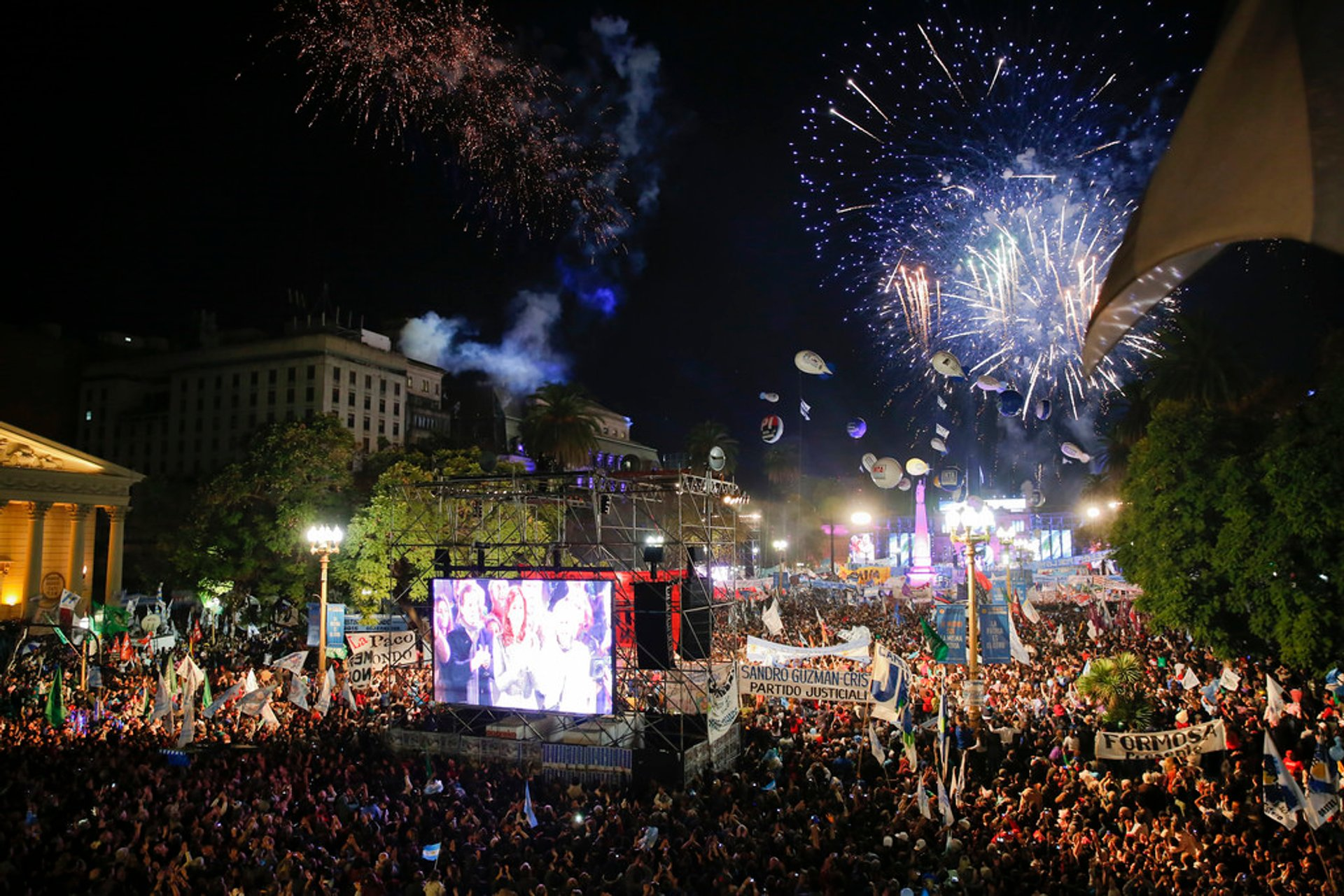 May Revolution Day (Día de la Revolución de Mayo) in Buenos Aires 2019 - Best Time