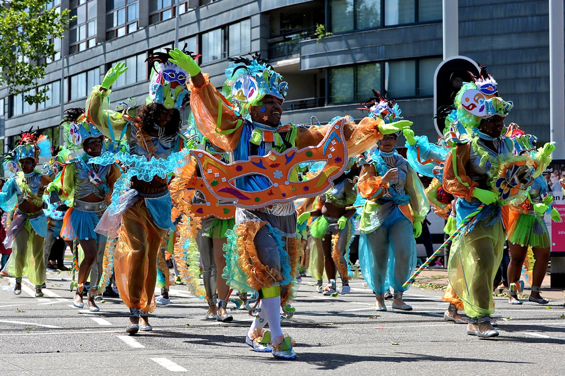 Zomercarnaval in The Netherlands 2020 - Best Time