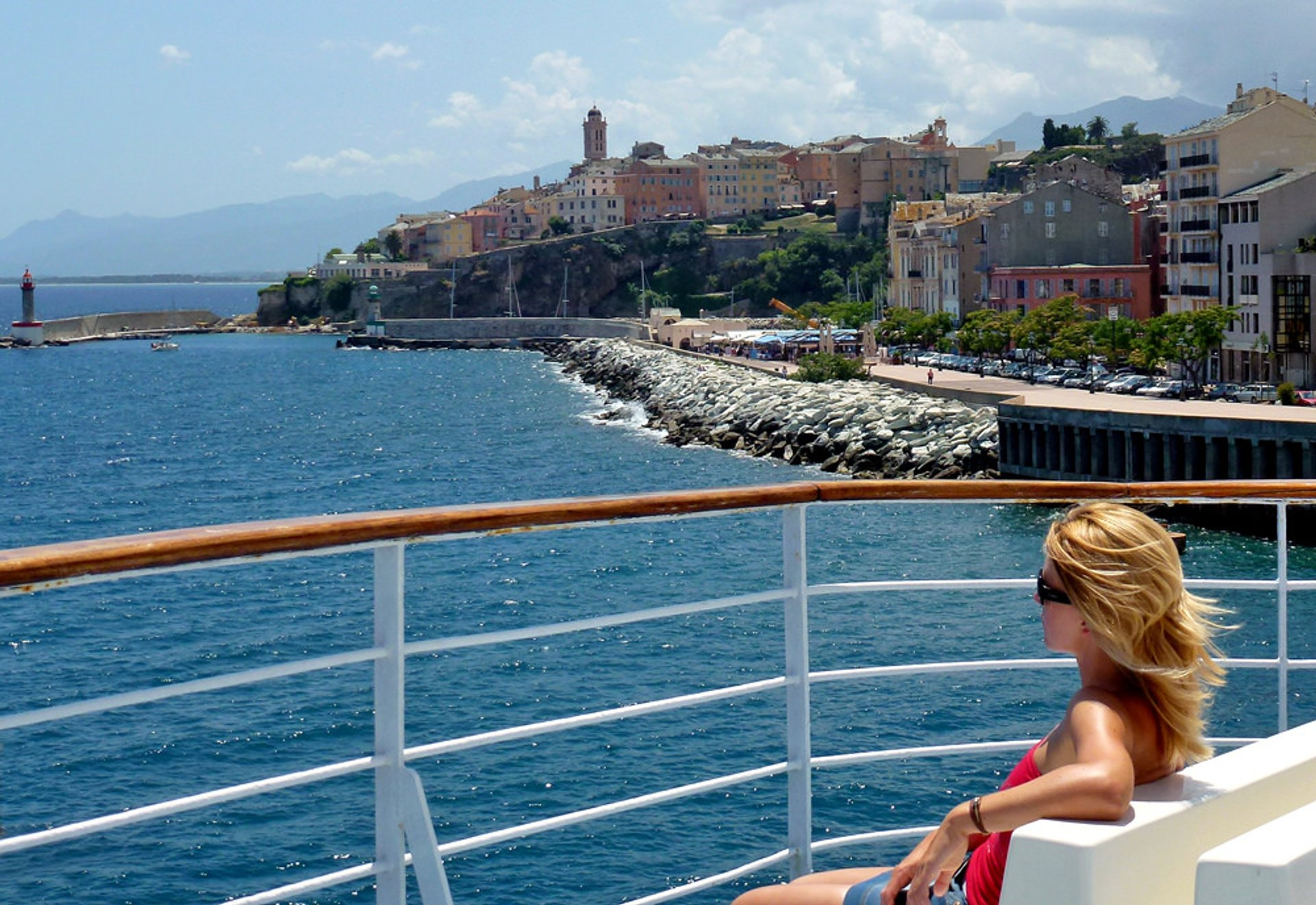 Best time for Boat Trips Around Corsica in Corsica 2019
