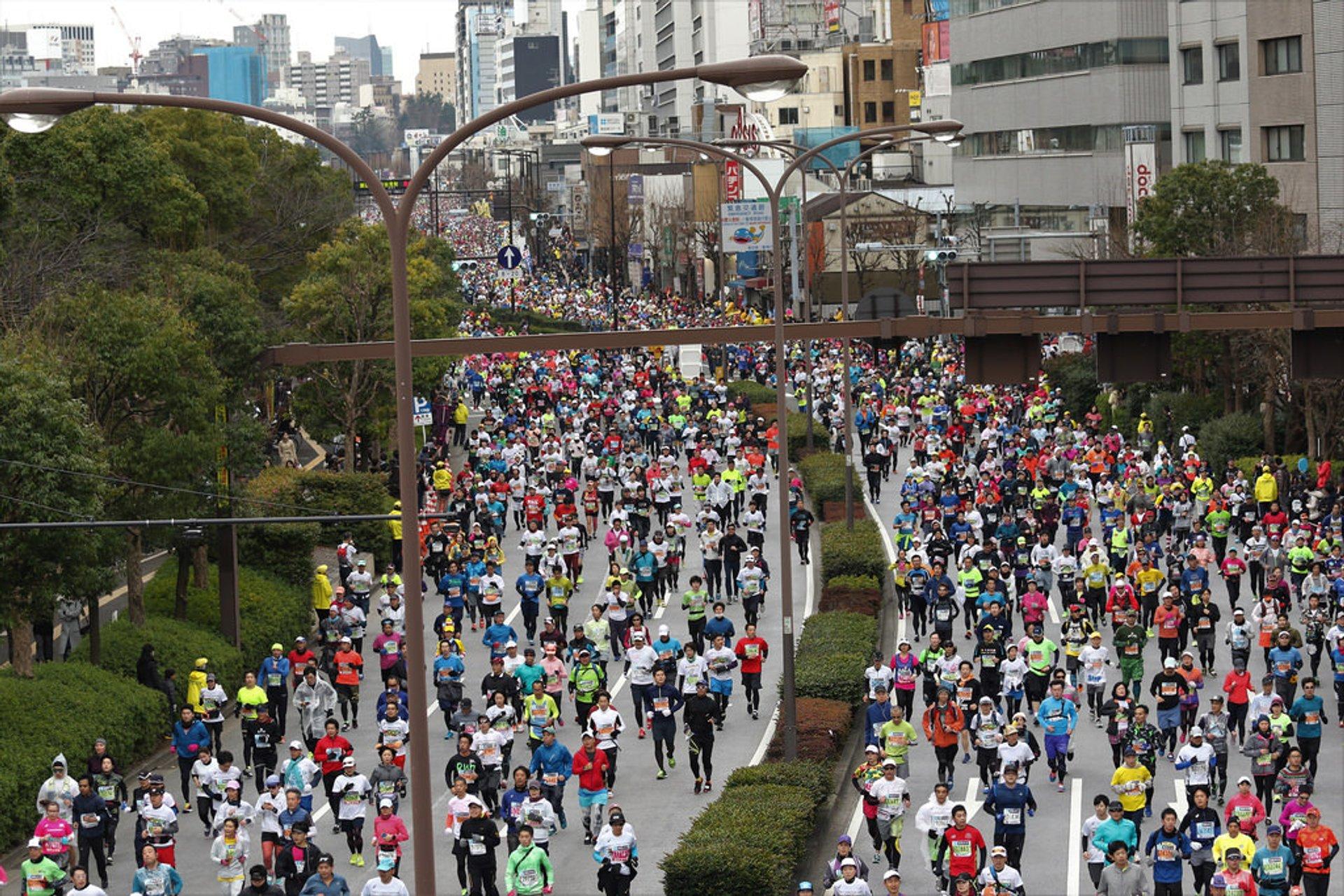 Tokyo Marathon in Tokyo 2019 - Best Time