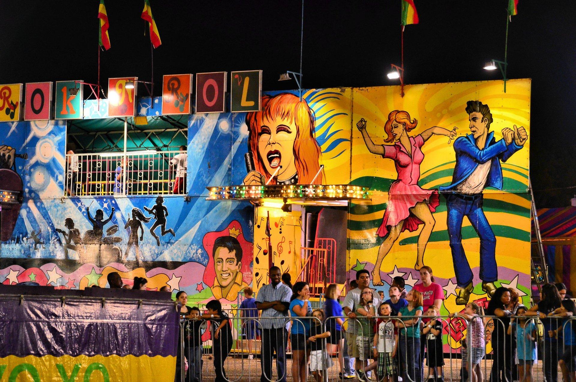 East Texas State Fair in Texas - Best Season 2020