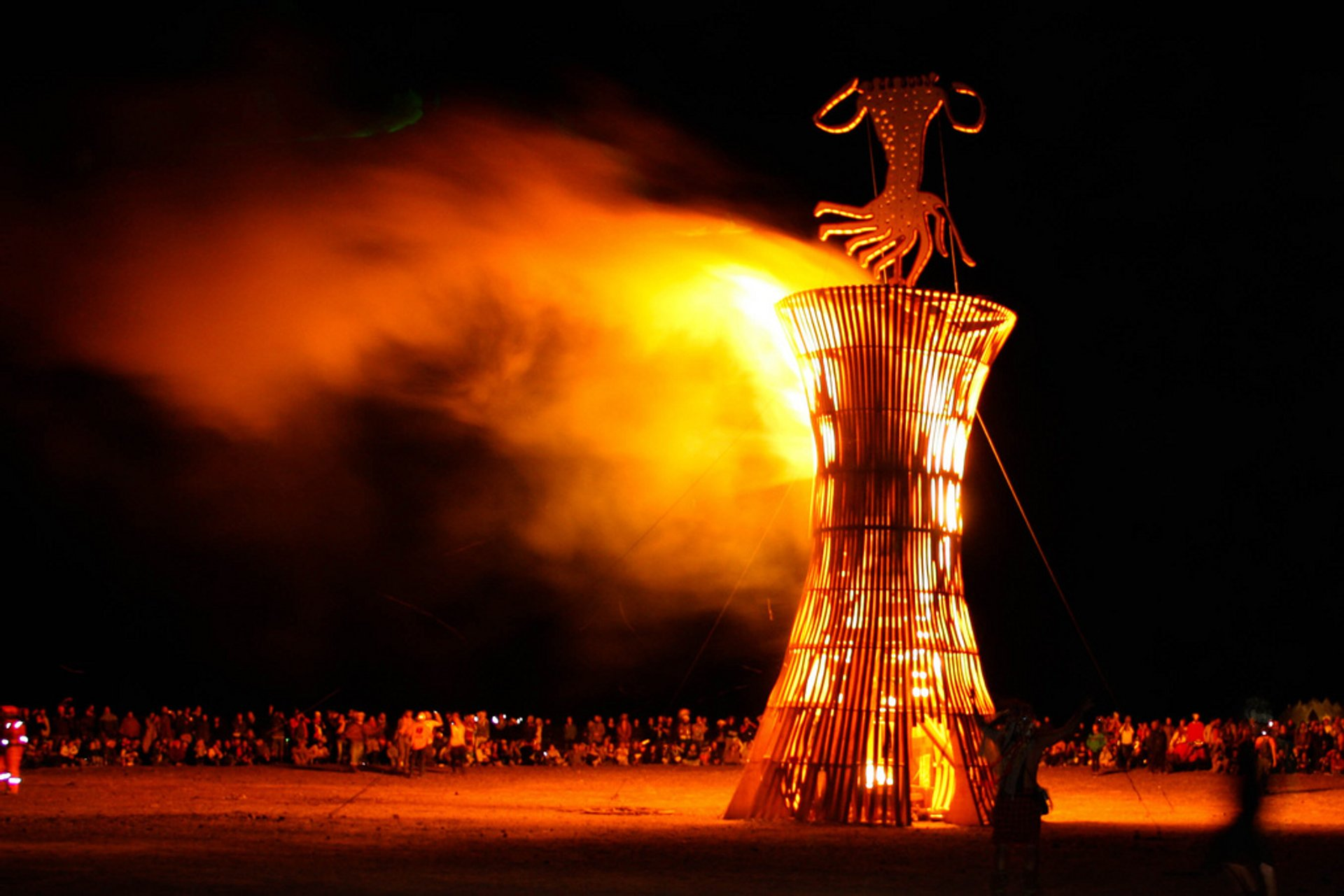 Best time for AfrikaBurn in Cape Town