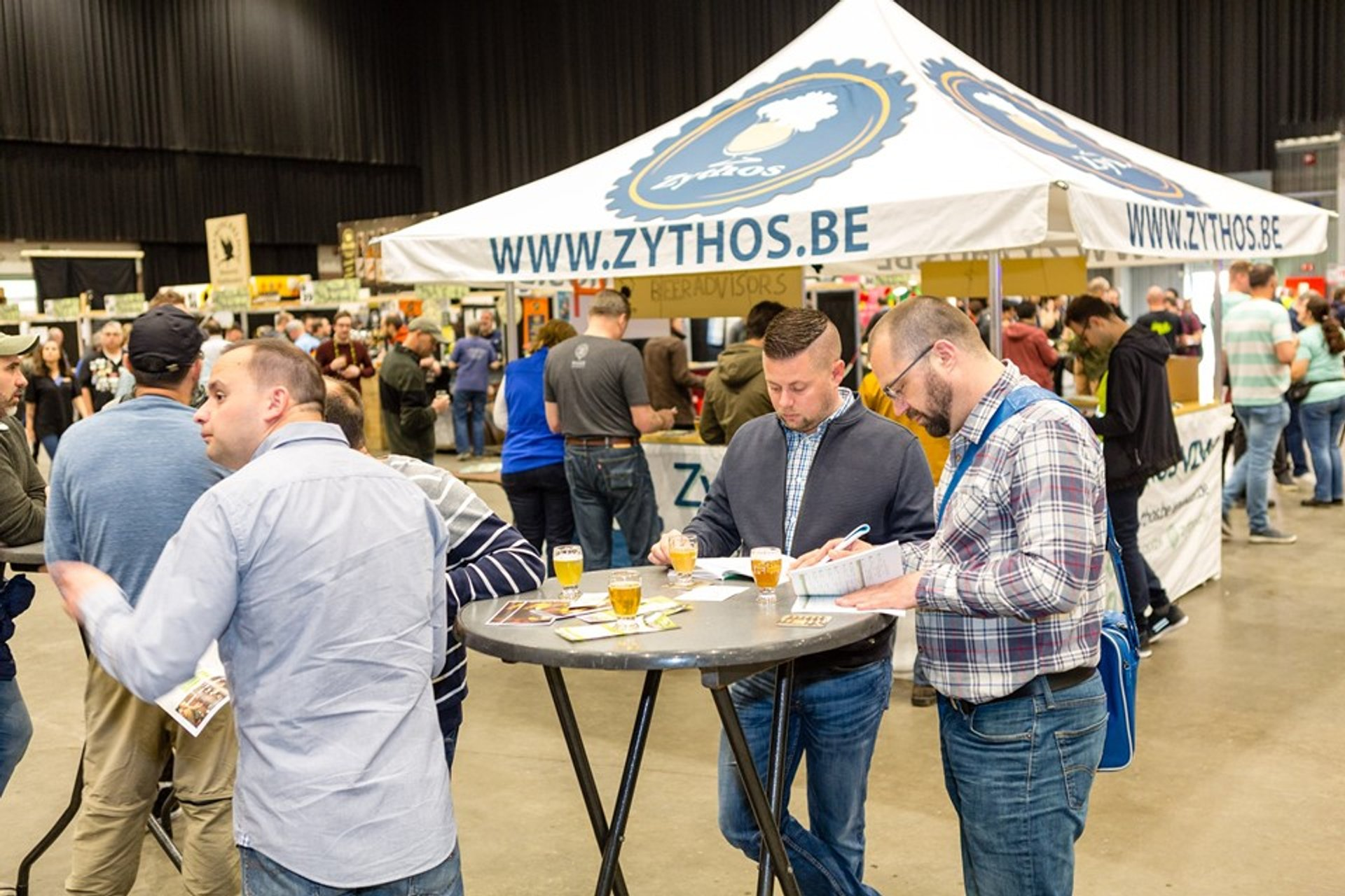 Zythos Beer Festival in Belgium 2020 - Best Time
