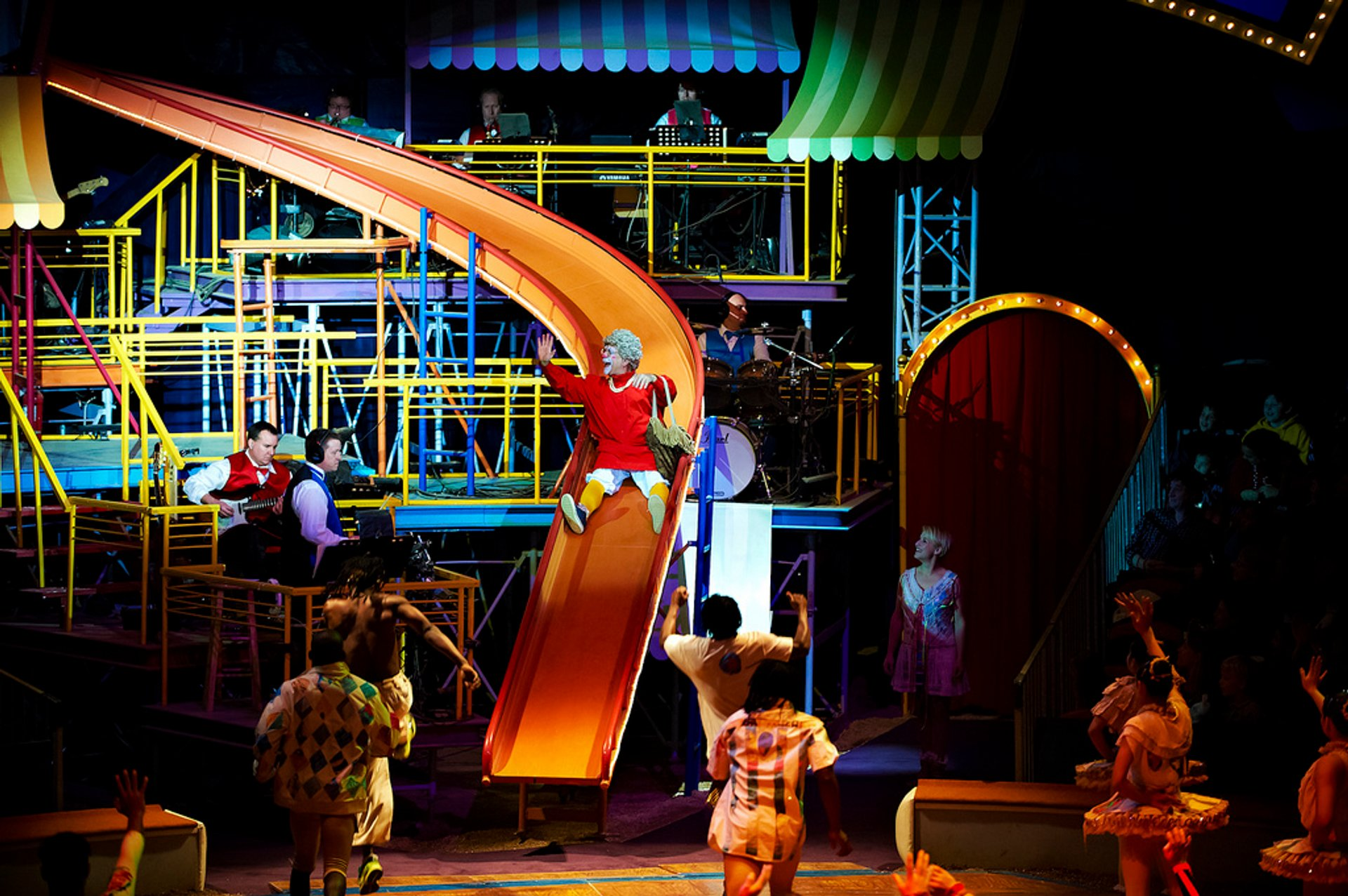 Big Apple Circus in New York - Best Season 2020