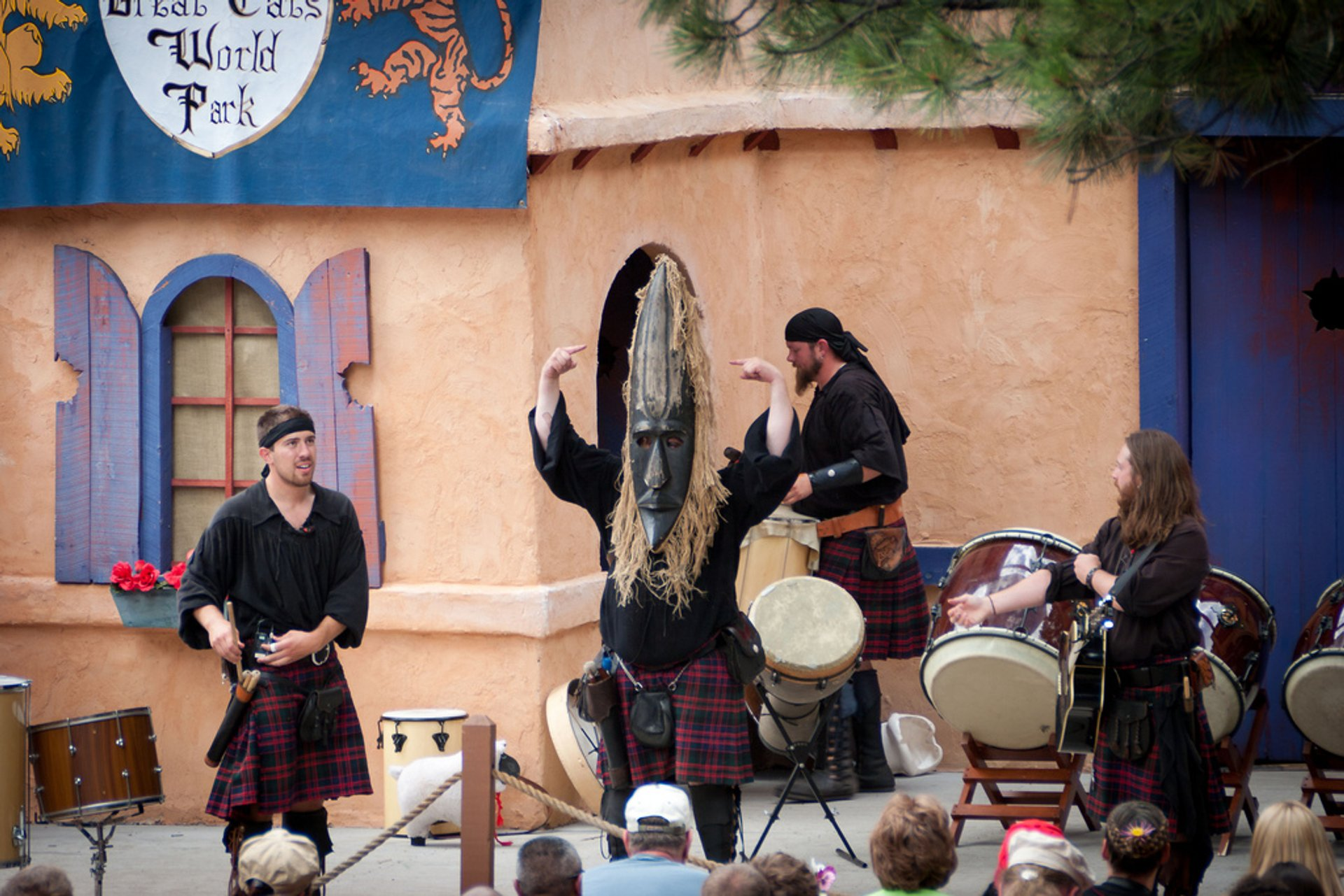 Best time for Colorado Renaissance Festival in Colorado 2020