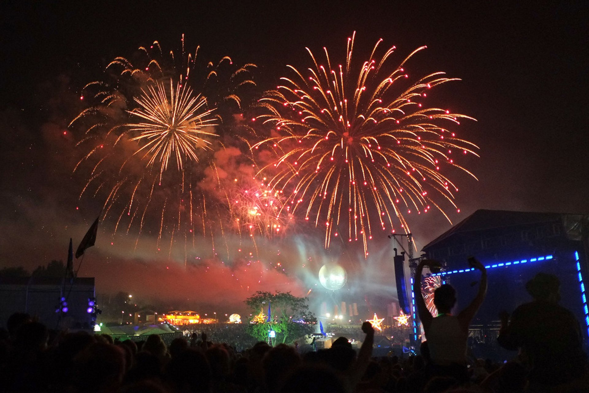 Best time to see Bestival Toronto in Toronto