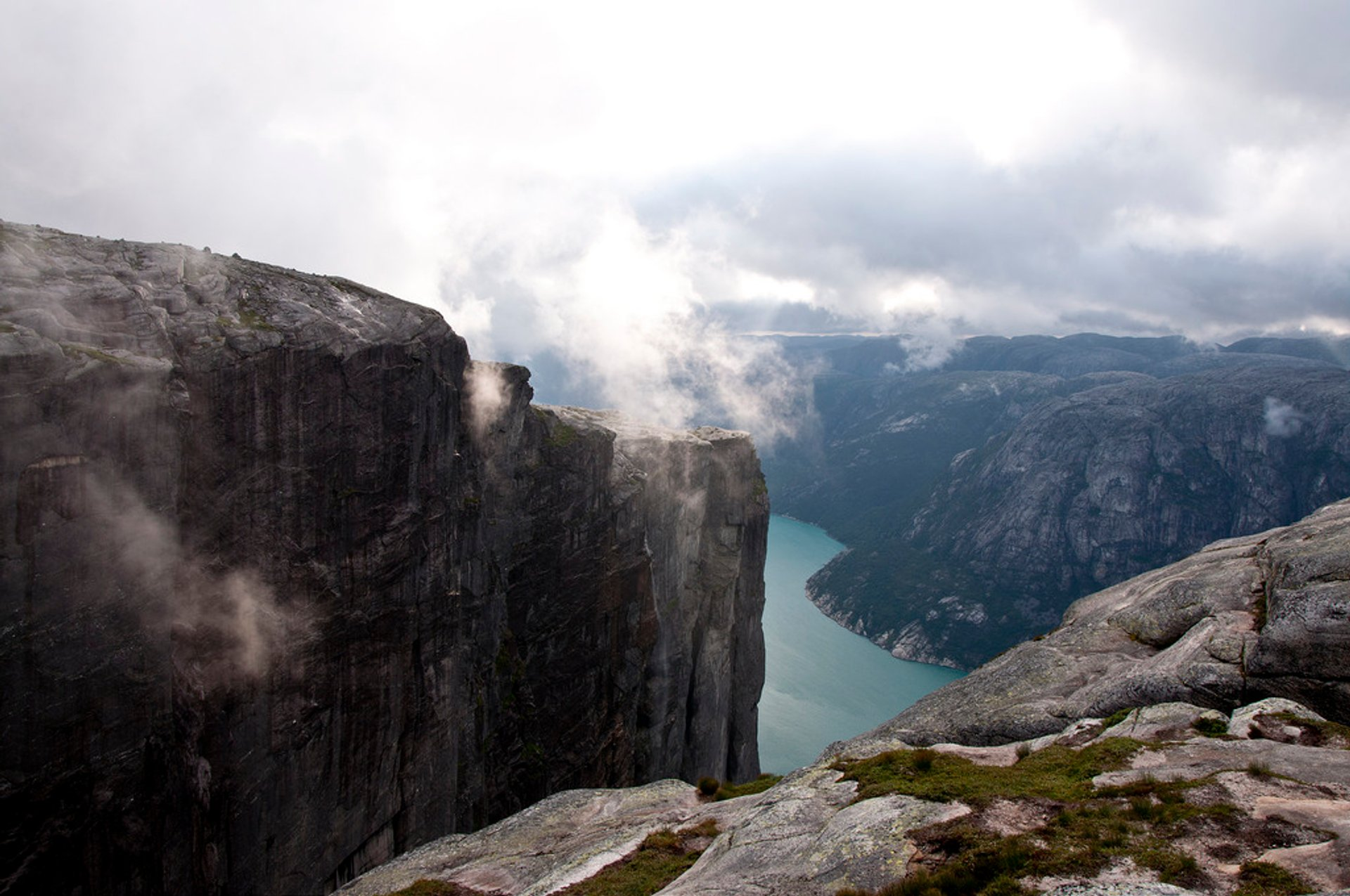 Best time for Kjeragbolten Hike in Norway 2020