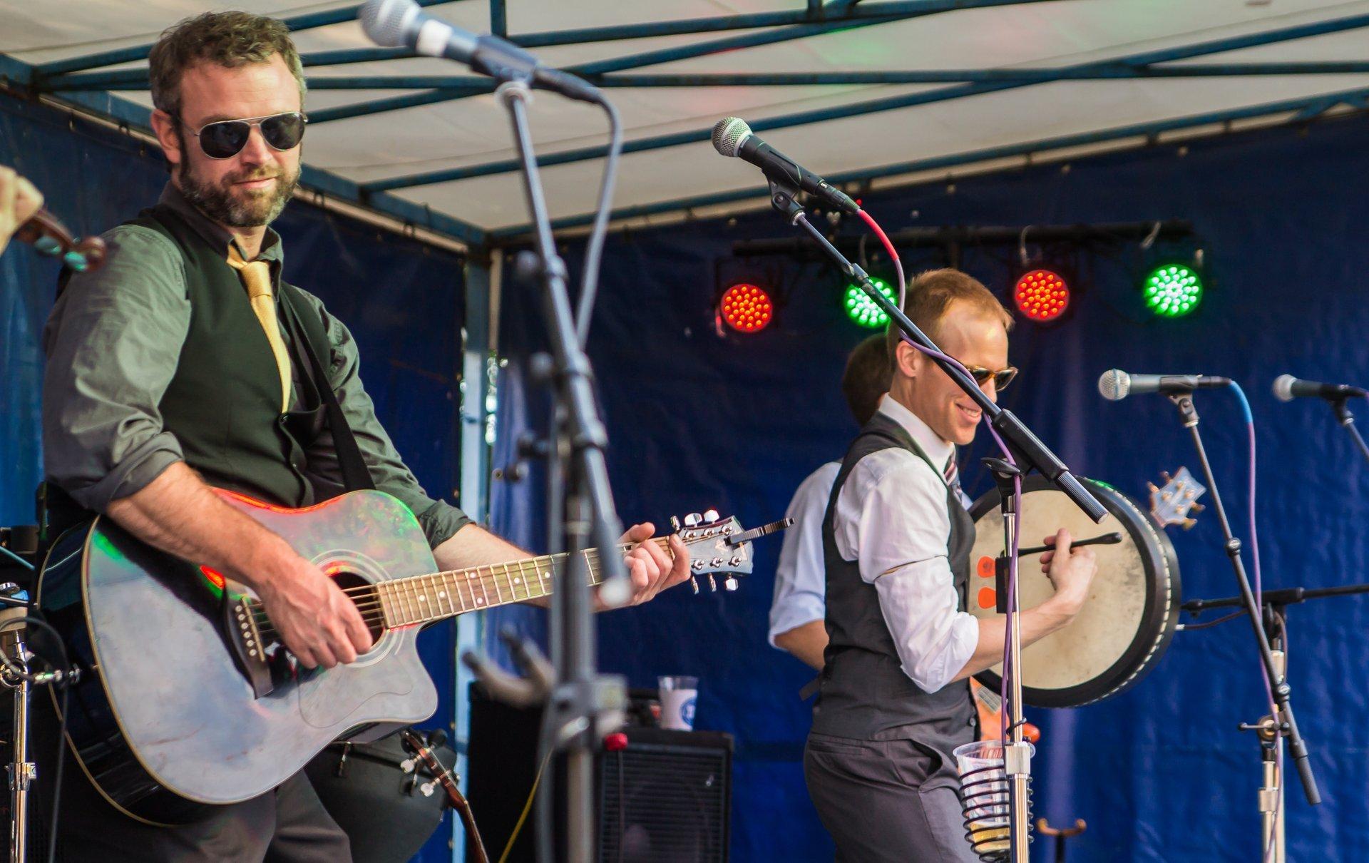 Corvallis Fall Festival in Oregon 2020 - Best Time