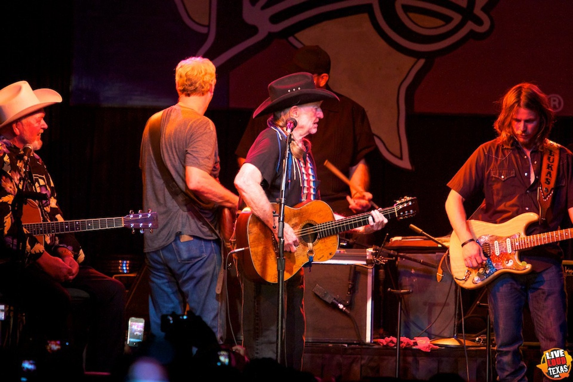 Willie Nelson's 4th of July Picnic 2020