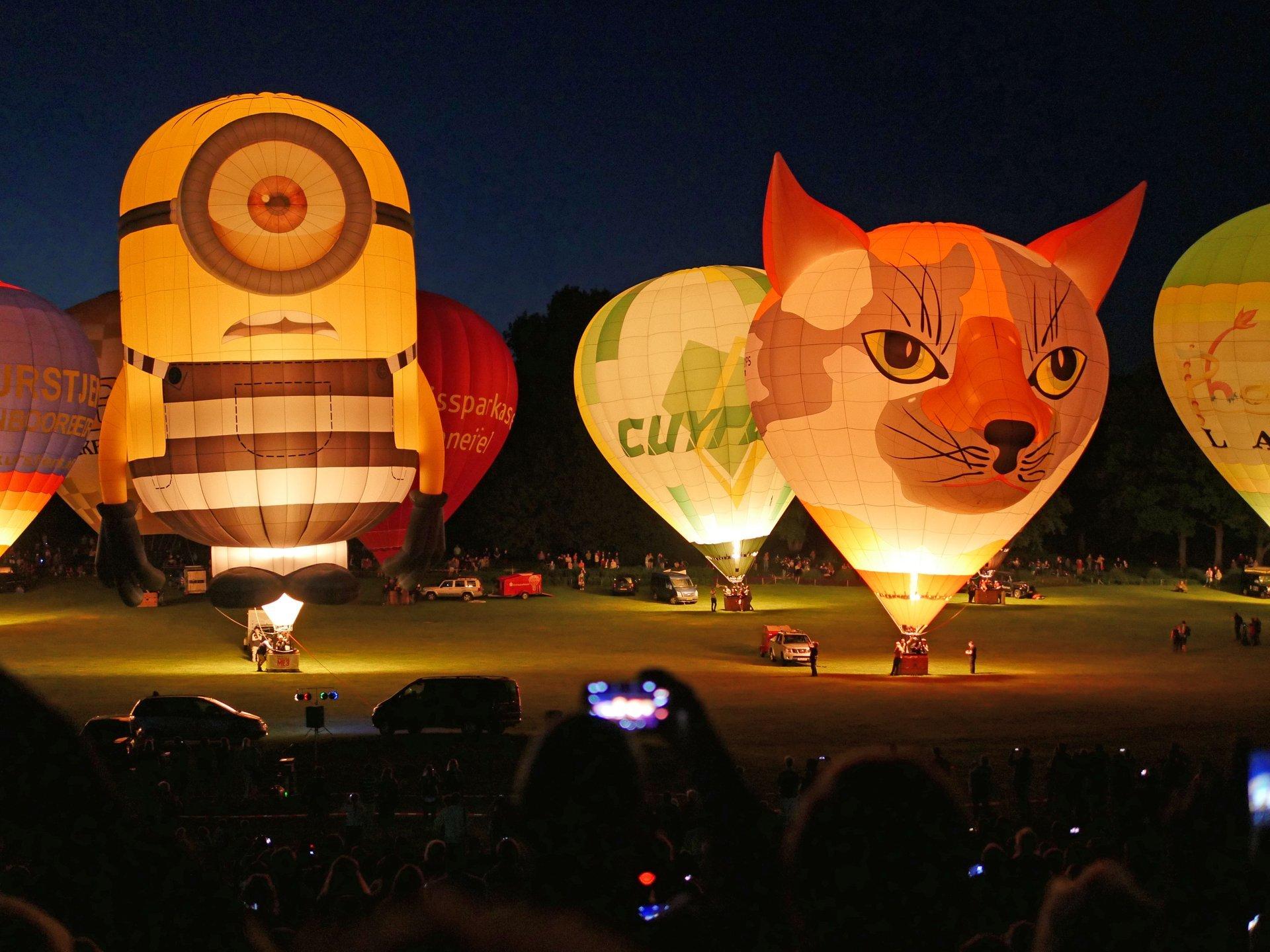 Best time for Ballonfestival Bonn in Germany 2020
