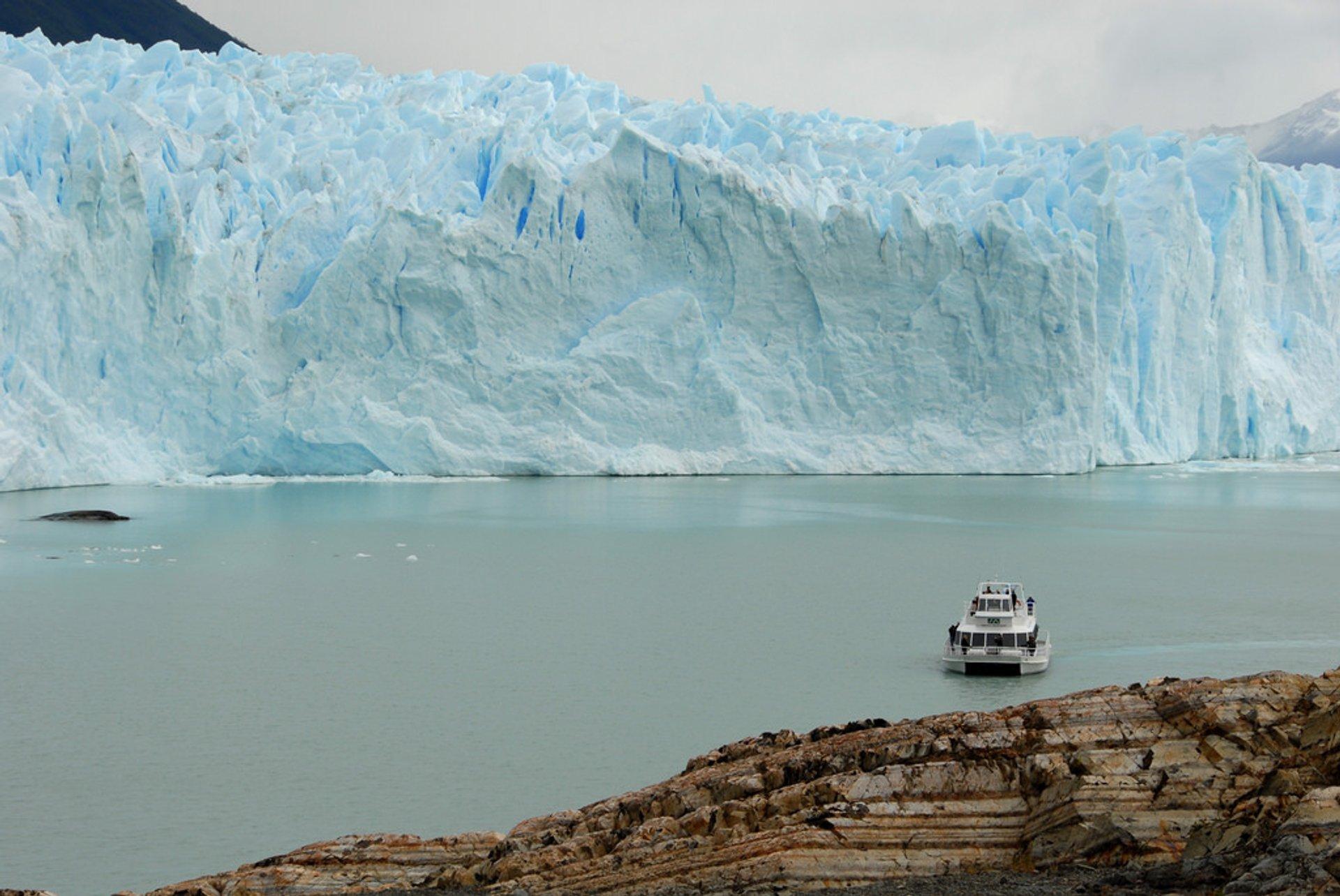 Perito Moreno Glacier in Argentina - Best Season 2019