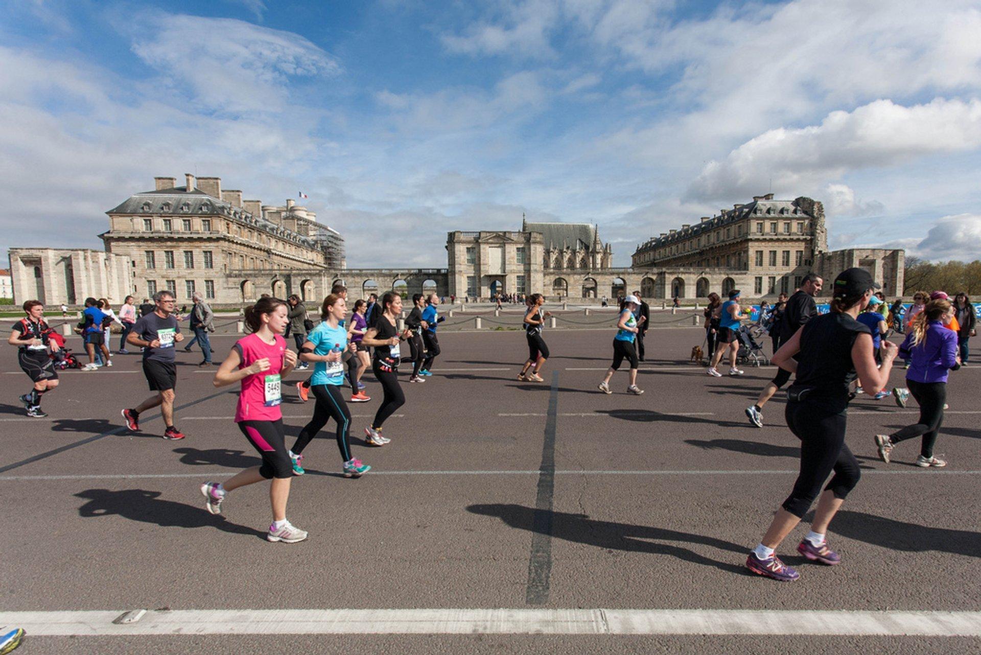 Marathon de Paris in Paris - Best Season 2020
