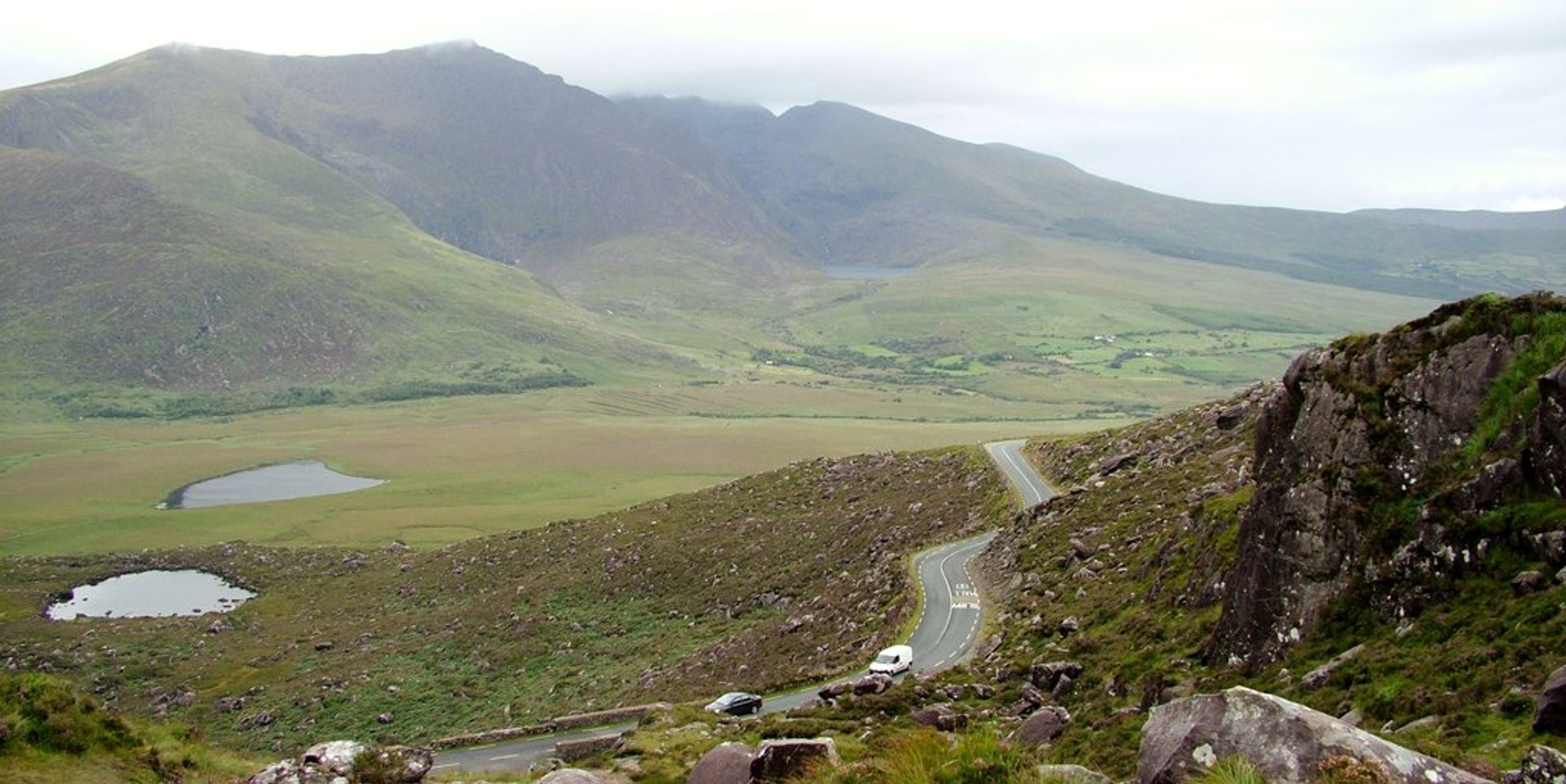 Best time for Conor Pass in Ireland 2020