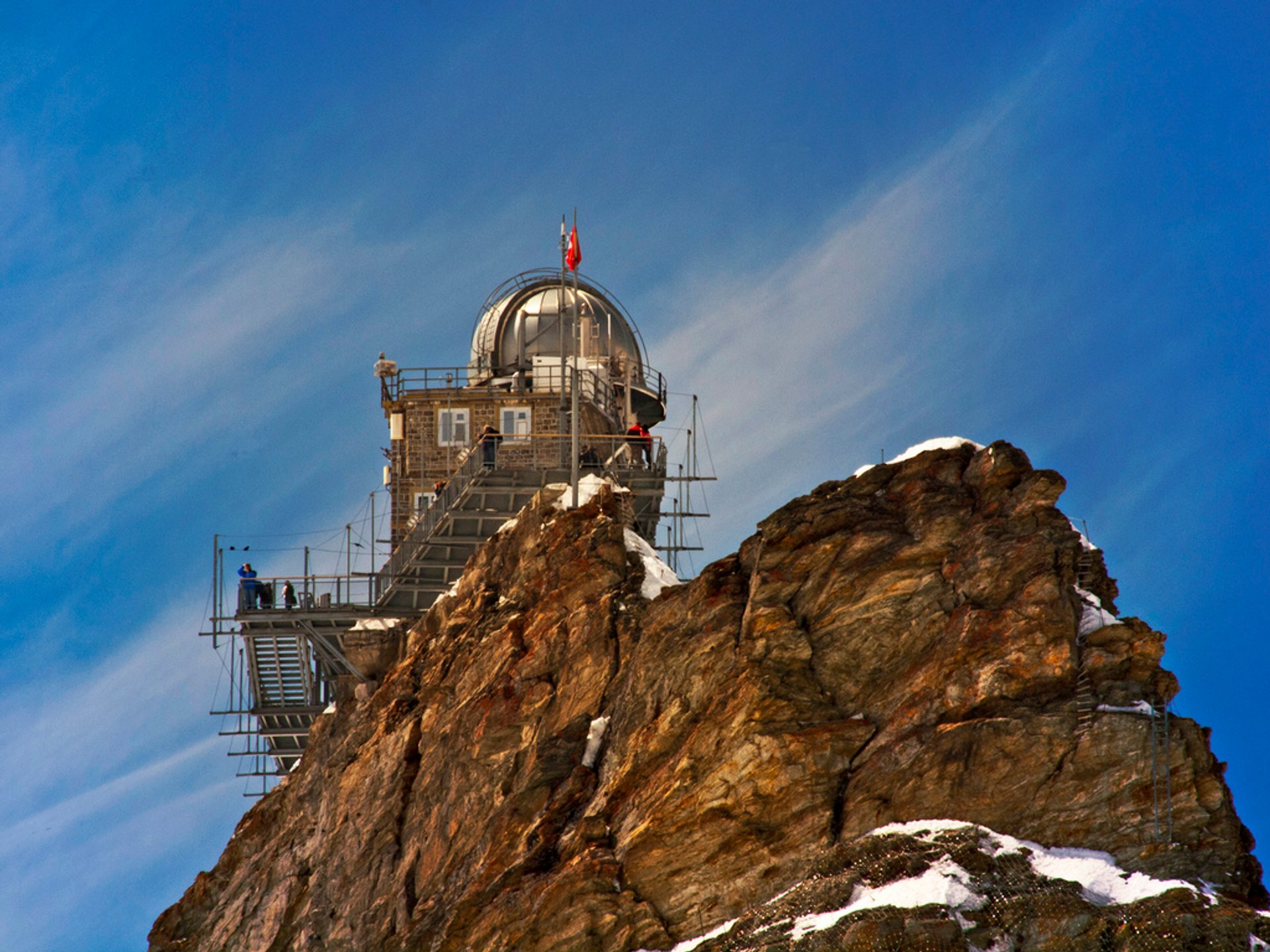 Jungfraujoch and the Sphinx Observatory in Switzerland 2020 - Best Time