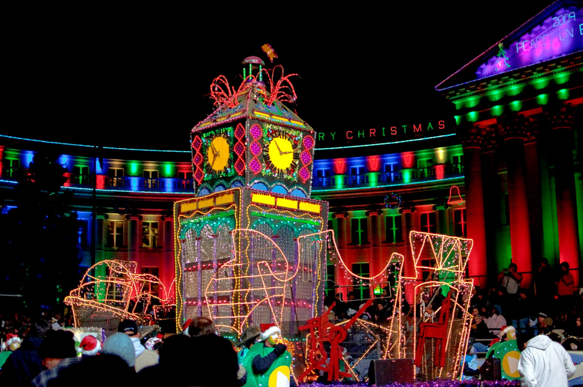Denver Parade of Lights