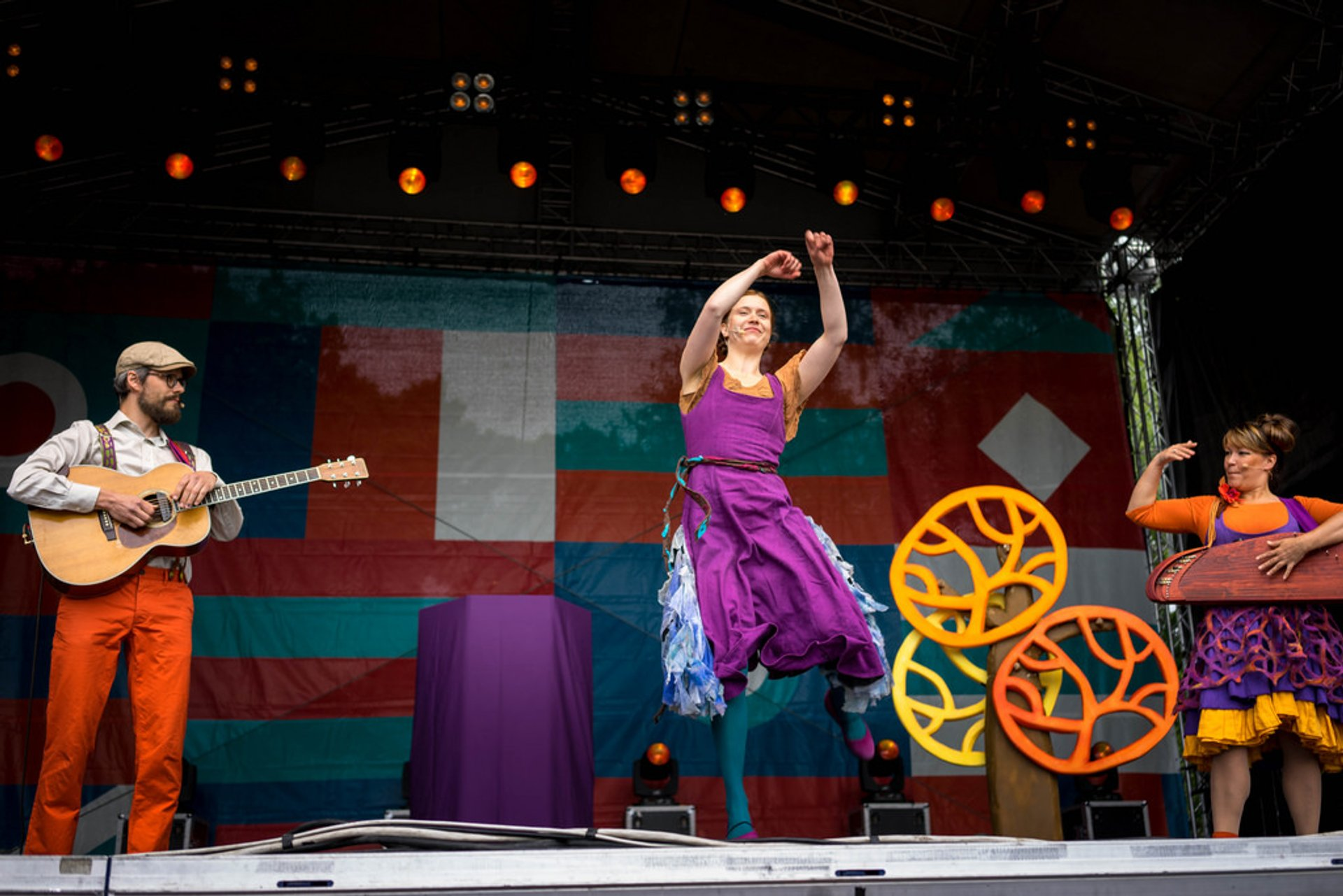 Best time for World Village Festival in Finland 2019