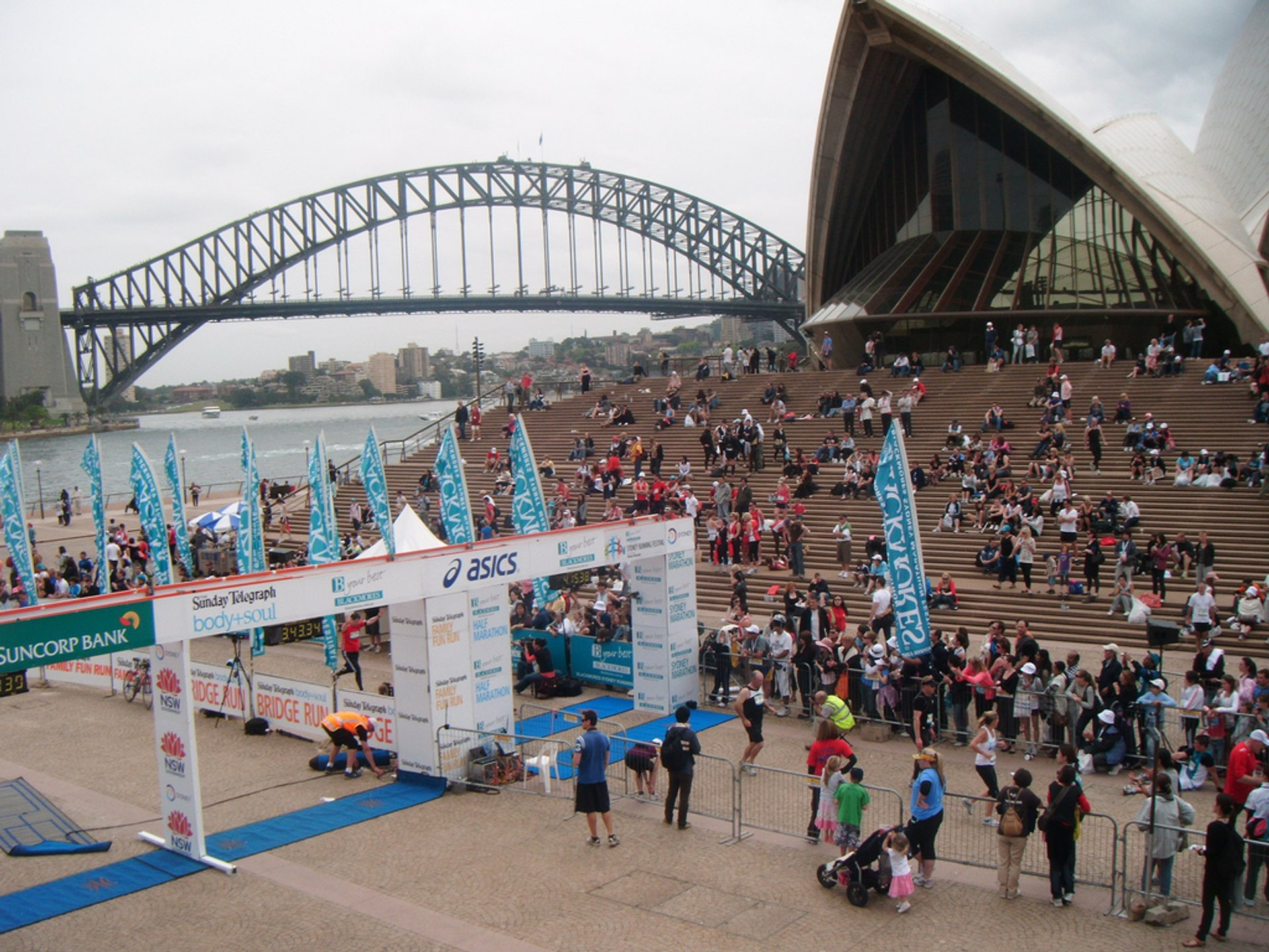 Blackmores Sydney Running Festival in Sydney - Best Season 2020