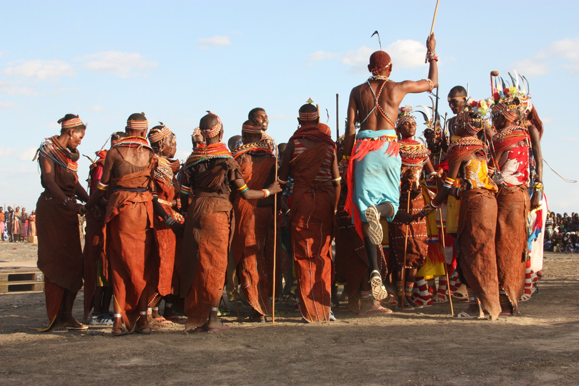 Best time for Marsabit Lake Turkana Cultural Festival in Kenya 2019